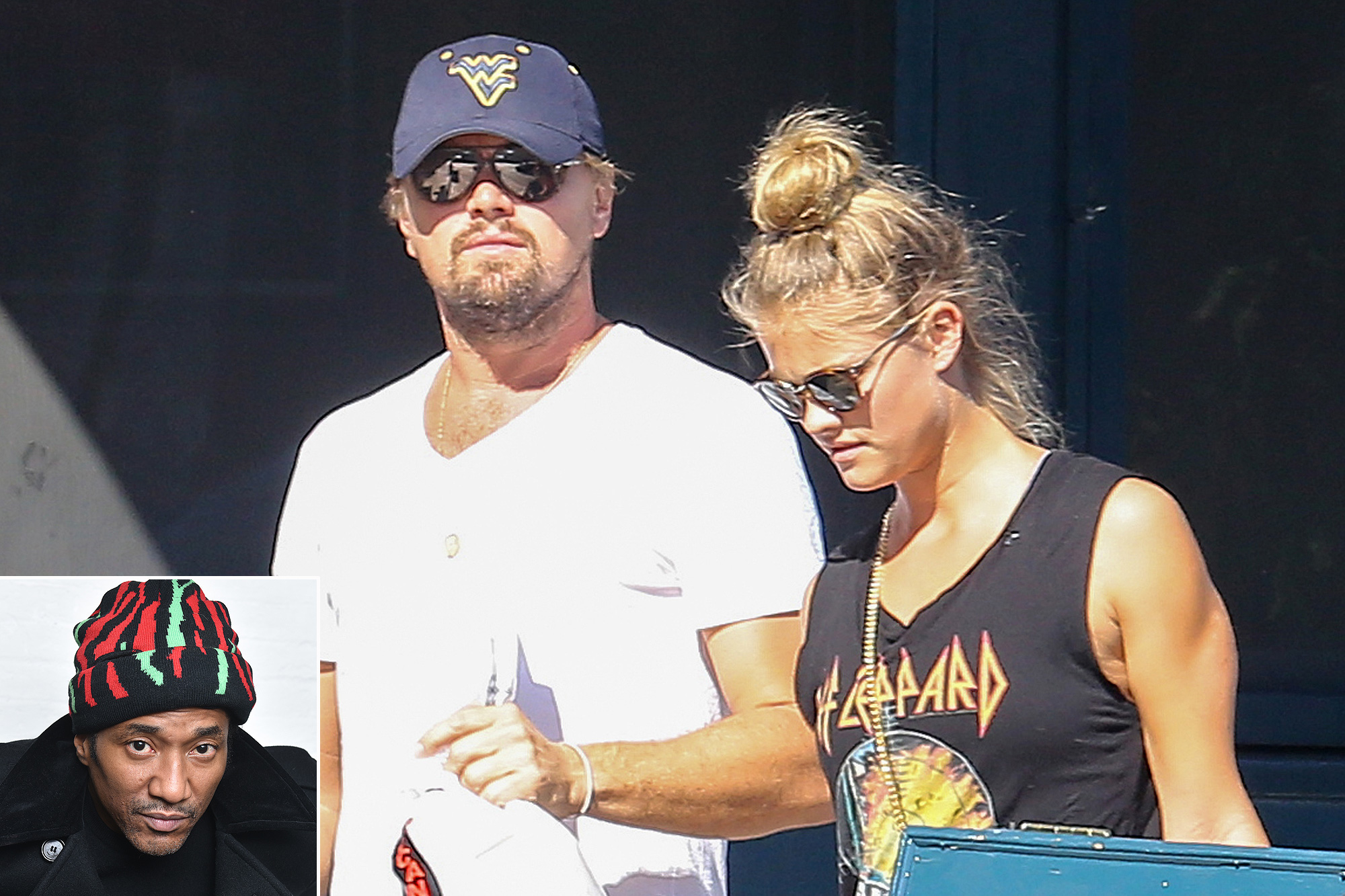 *EXCLUSIVE* Leonardo DiCaprio spends the day with Nina Agdal
