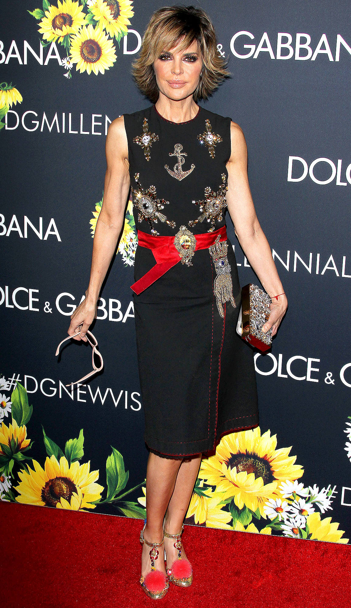 Dolce and Gabbana New Vision and Millennials Party, Los Angeles