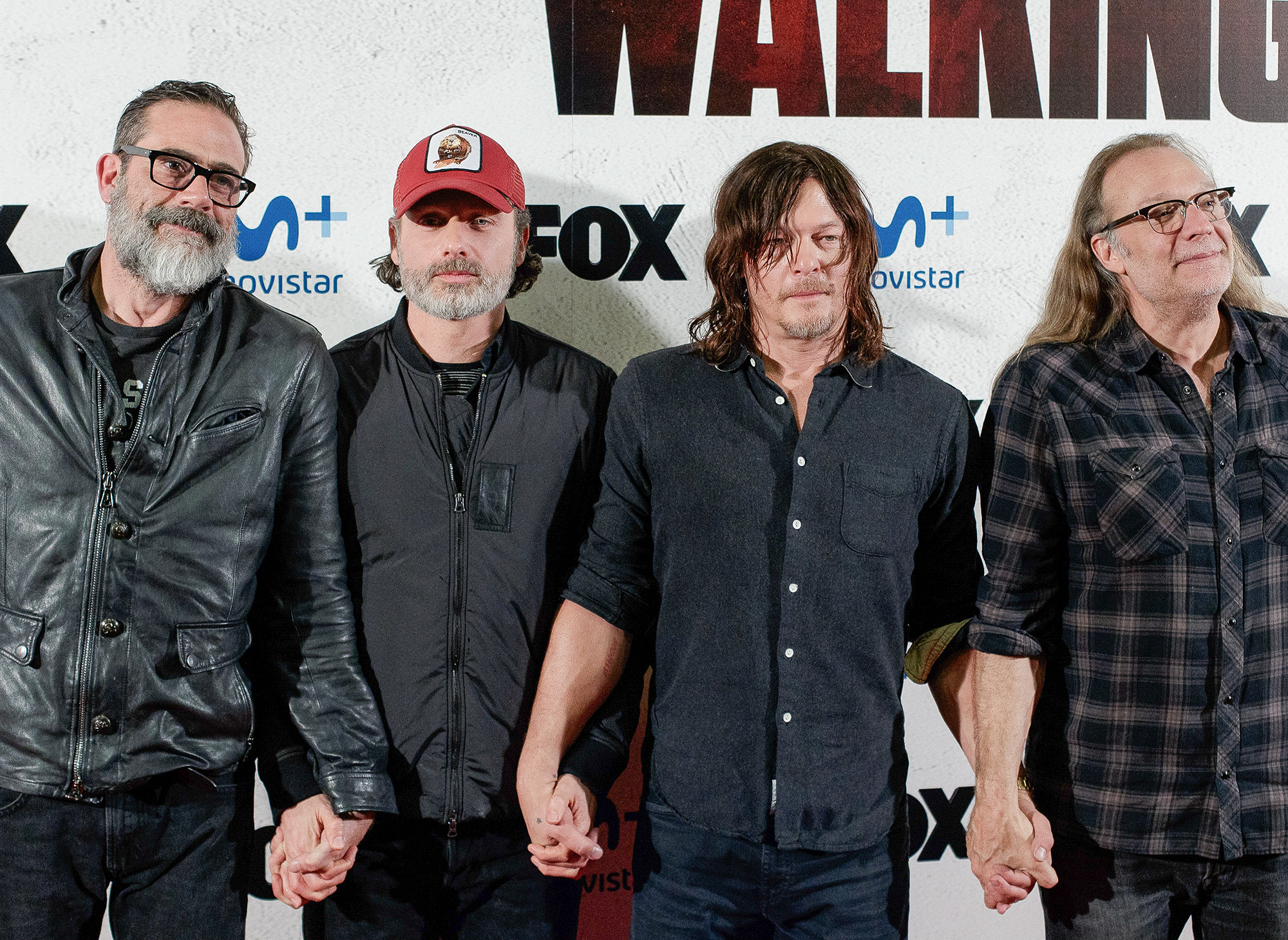 """""""The Walking Dead"""" Eurotour in Madrid"""
