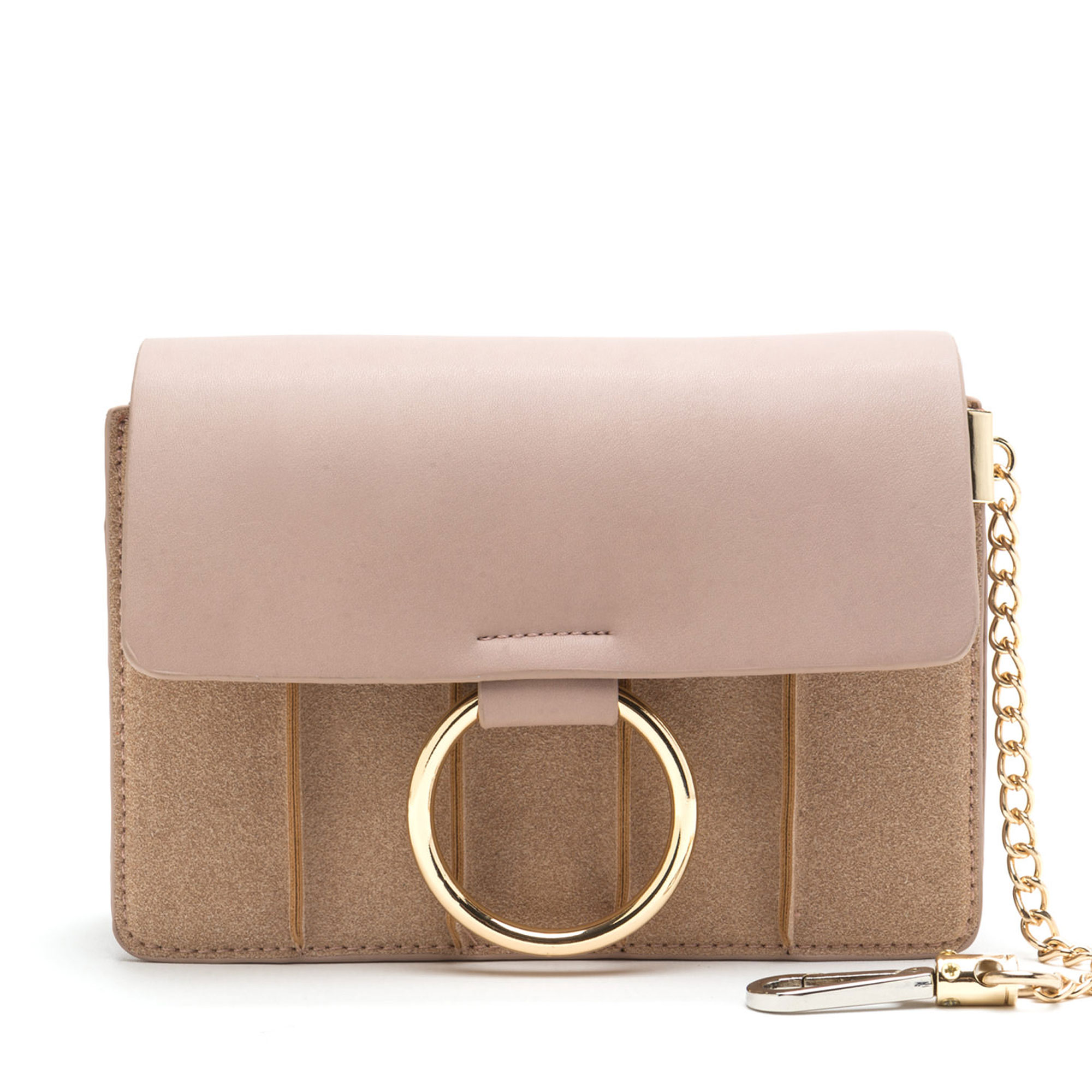 SPRING BAGS THAT LOOK EXPENSIVE - Gallerypink handbagCourtesy GoJane