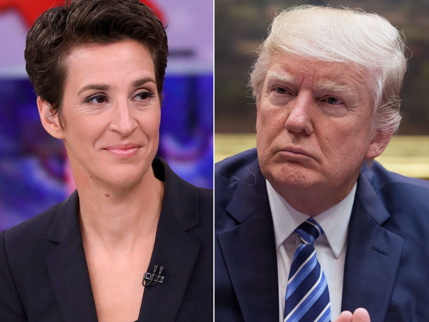 Rachel Maddow Explains Why Donald Trump May Yet Resign
