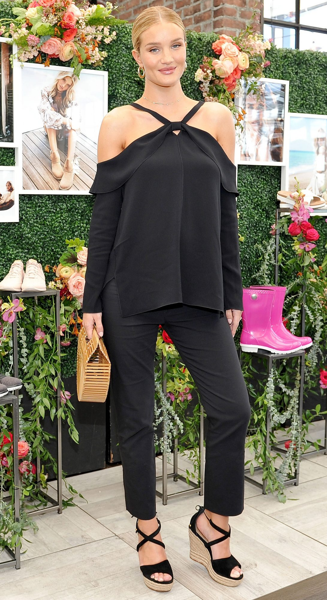Rosie Huntington-Whiteley and Rachel Zoe Host UGG SS17 Campaign Luncheon at Catch LA.