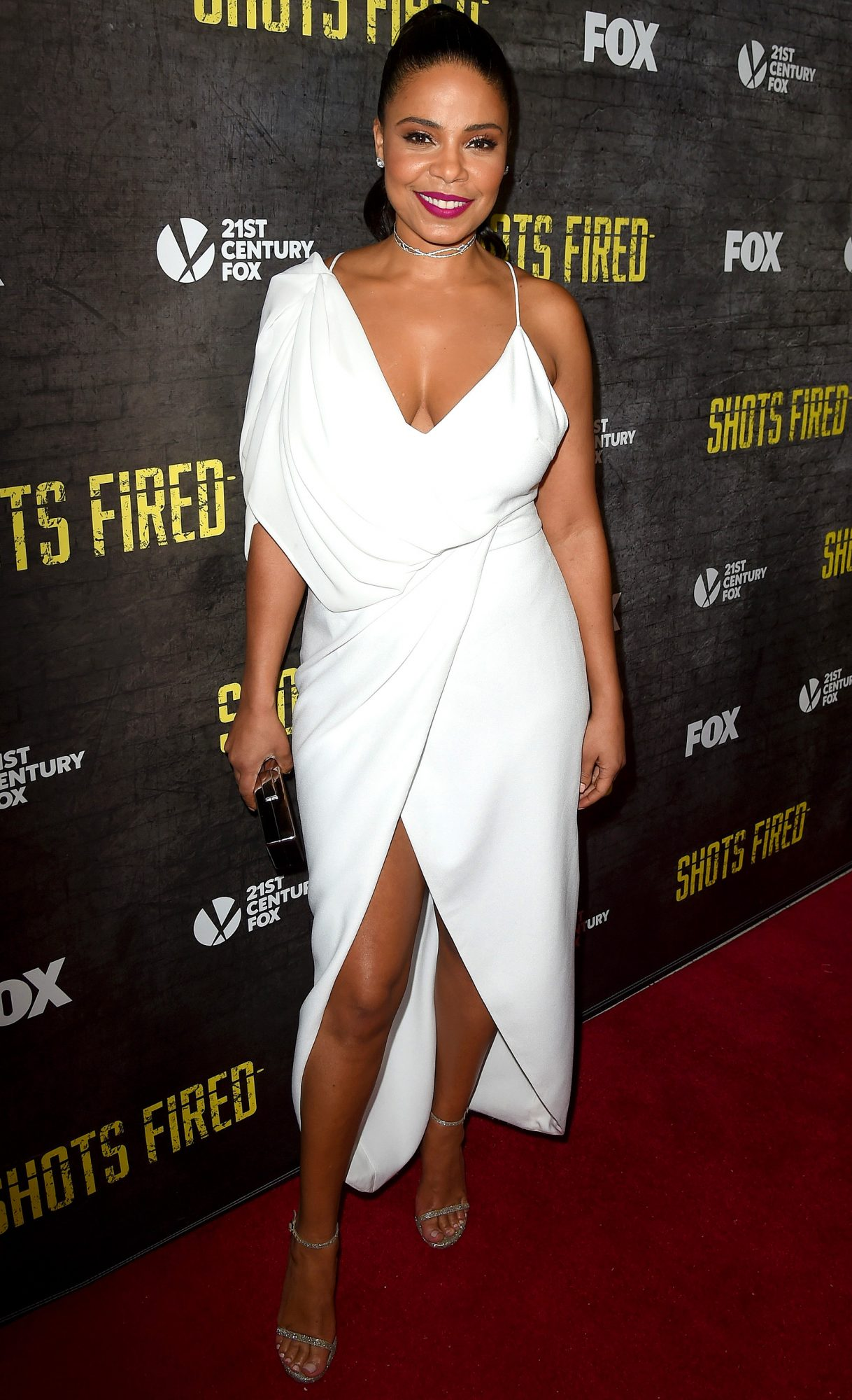 "Screening And Discussion Of FOX's ""Shots Fired"" - Red Carpet"
