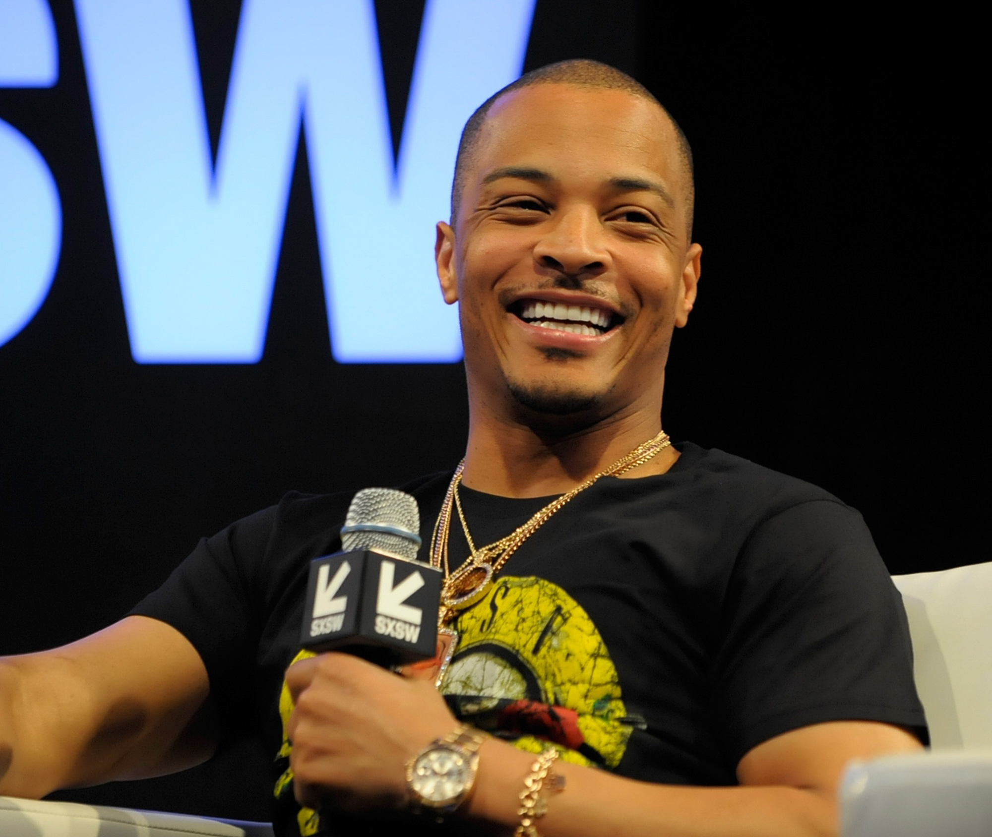 A Conversation with T.I. - 2017 SXSW Conference and Festivals