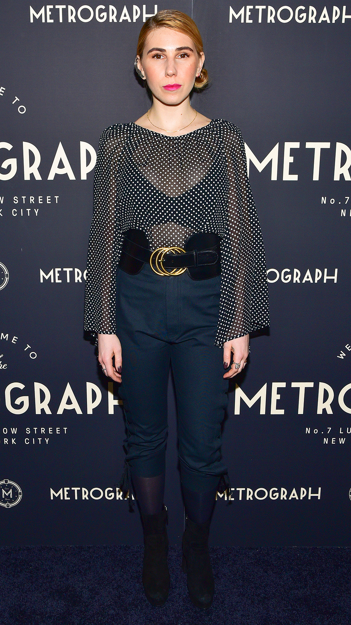 Metrograph 1st Anniversary Party