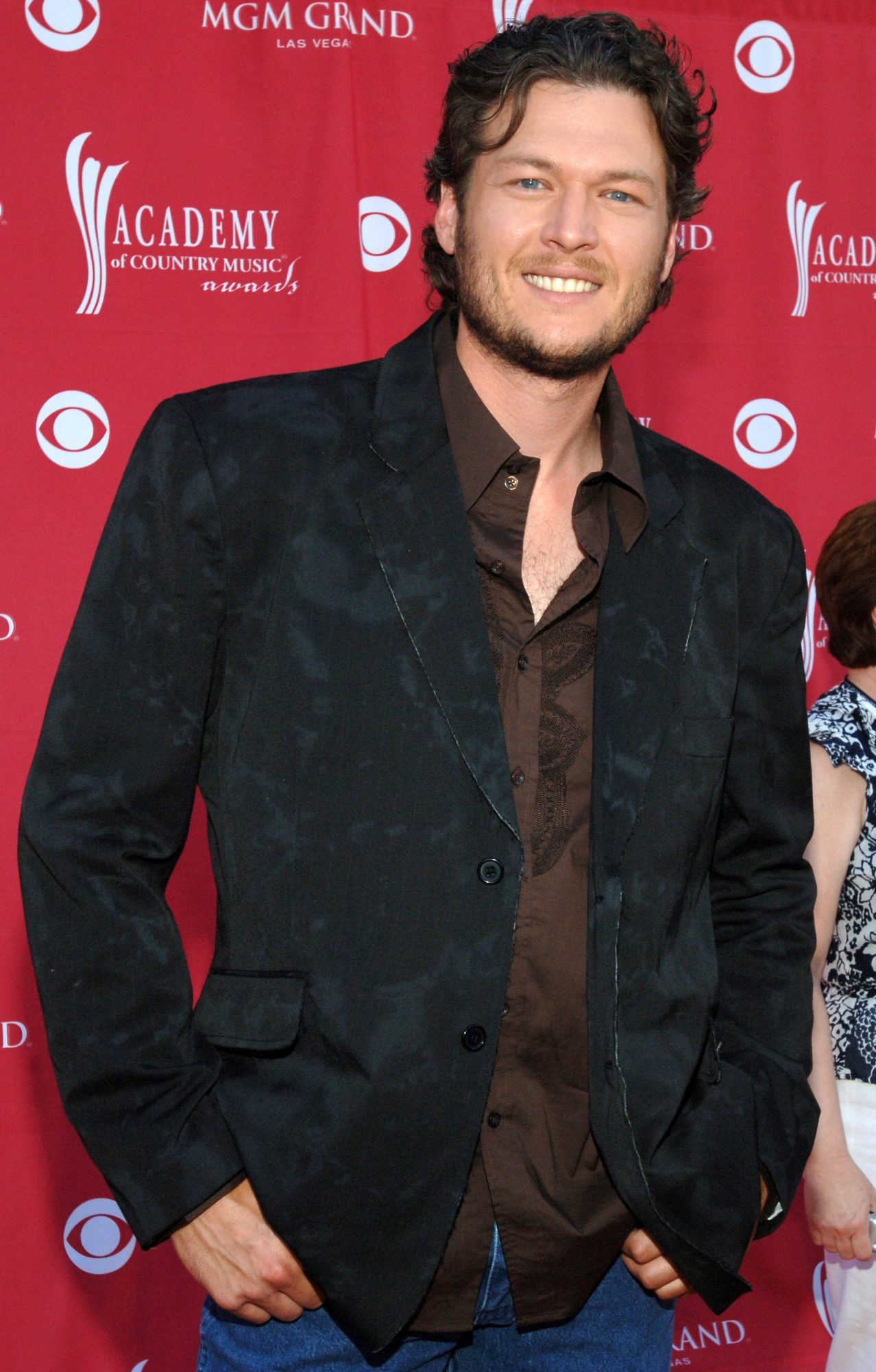 42nd Academy of Country Music Awards - Red Carpet