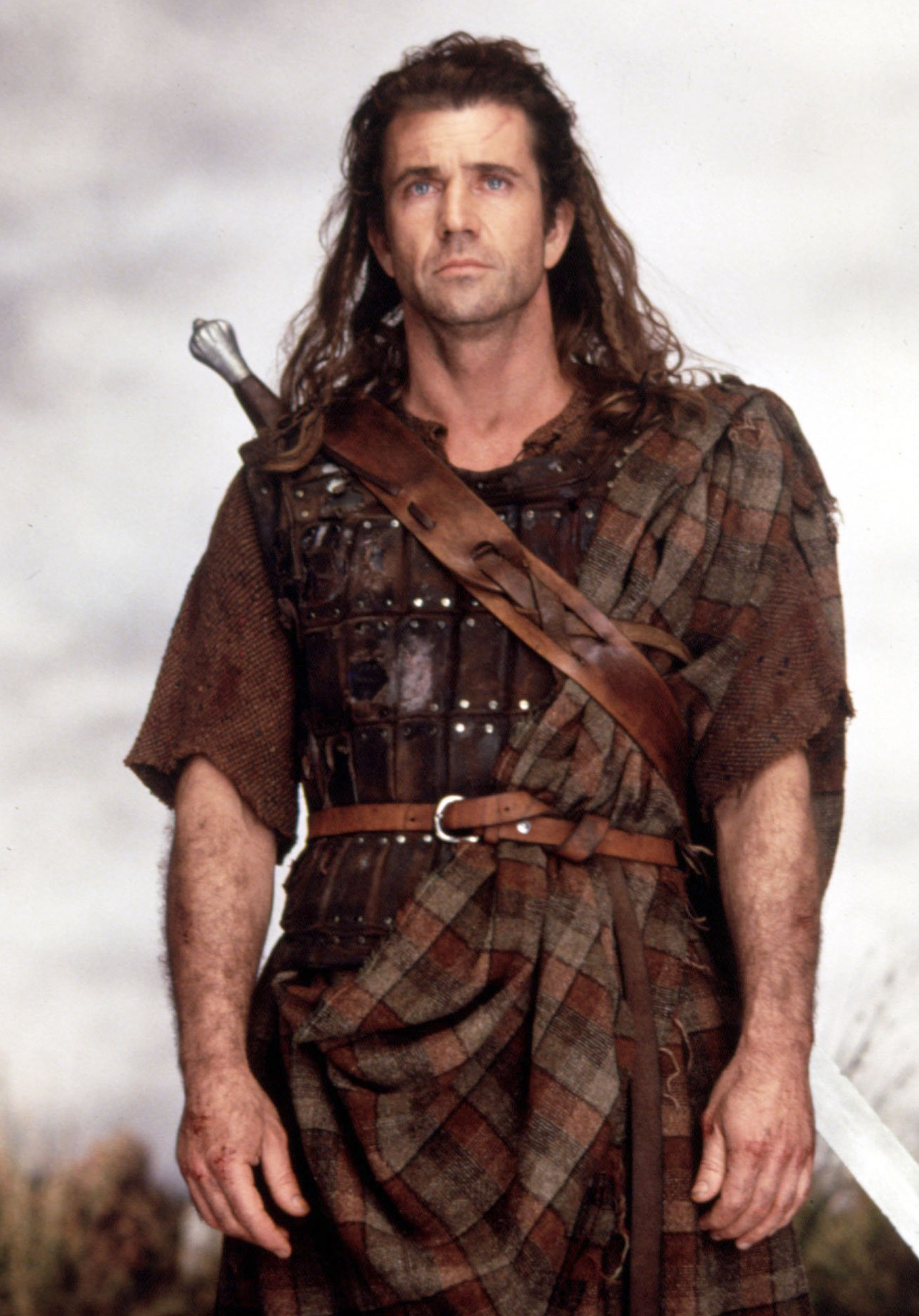 BRAVEHEART, Mel Gibson, 1995, TM and Copyright © 20th Century Fox Film Corp. All rights reserved. Co