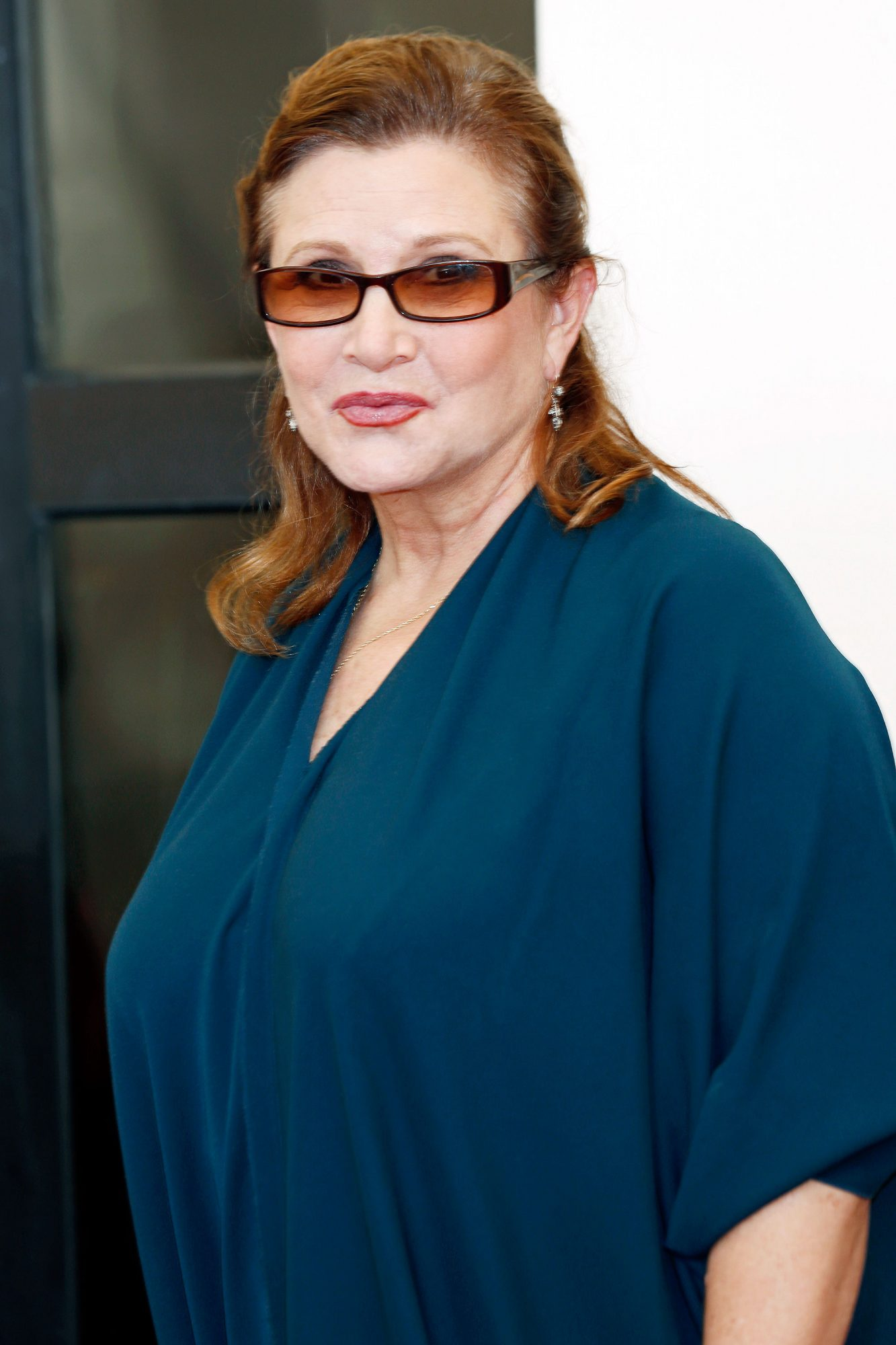 Carrie Fisher - 70th Venice Film Festival