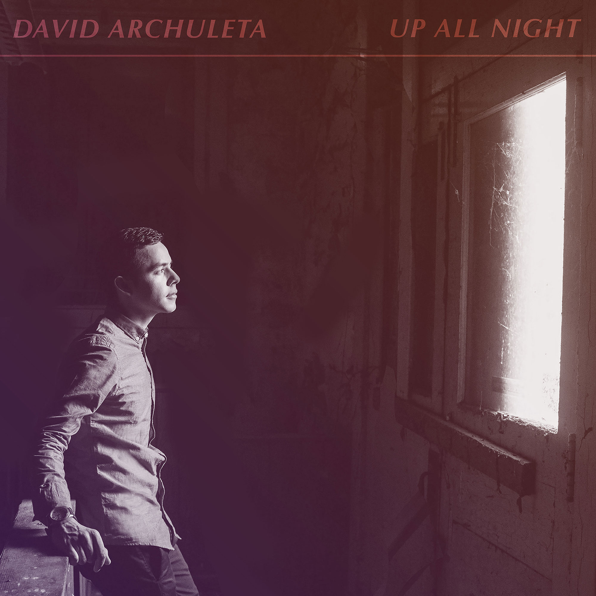 David Archuleta Up All Night