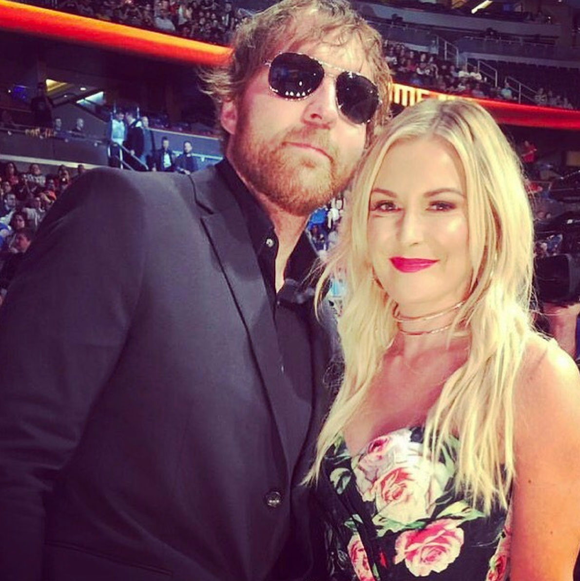 Dean-Ambrose-and-Renee-Young