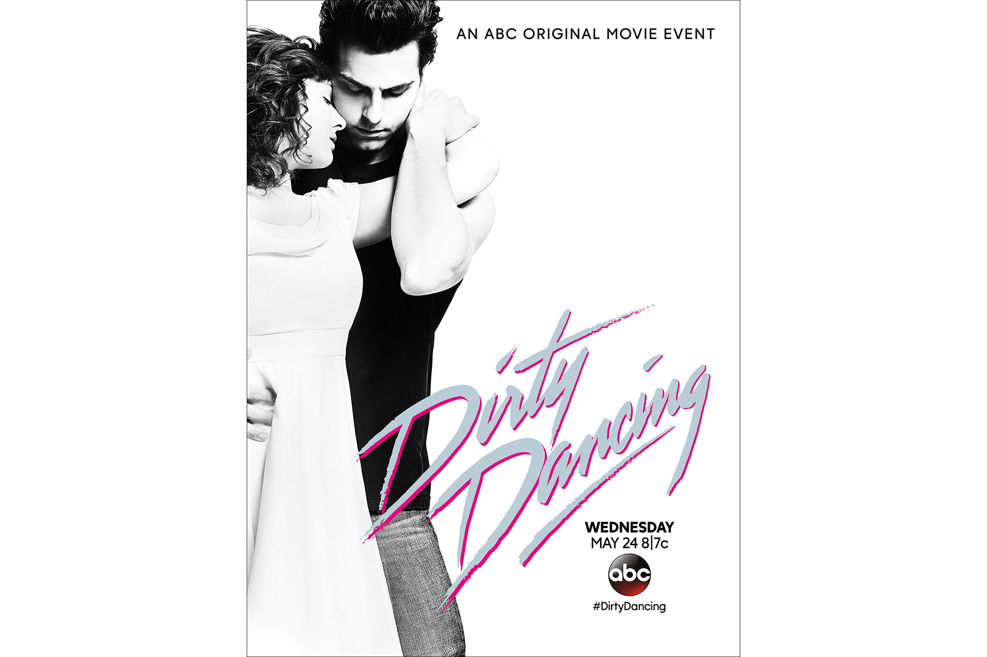 Cast of Dirty Dancing Remake Share Preview of What's to ComeCredit: ABC