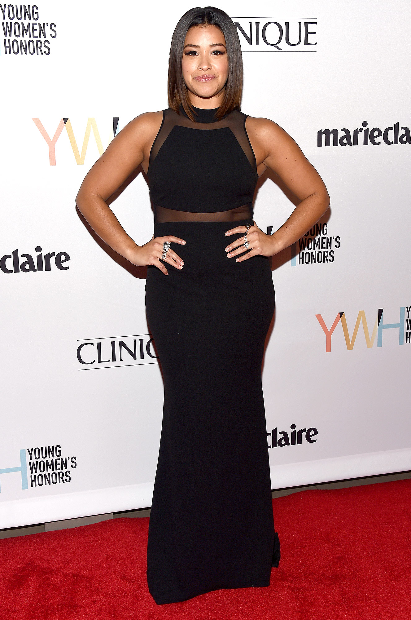 1st Annual Marie Claire Young Women's Honors - Arrivals