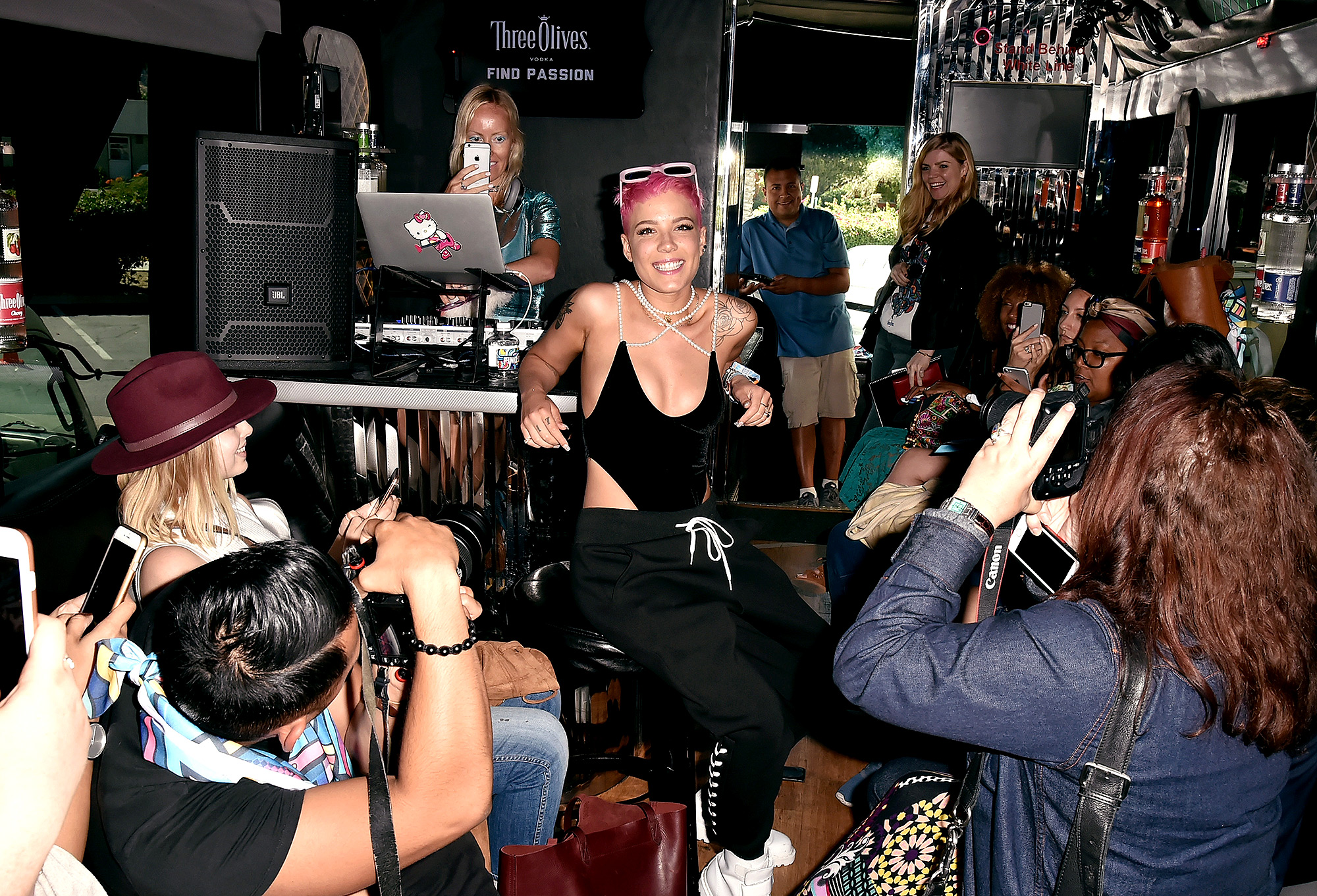 Three Olives Find Otherness Launch Event