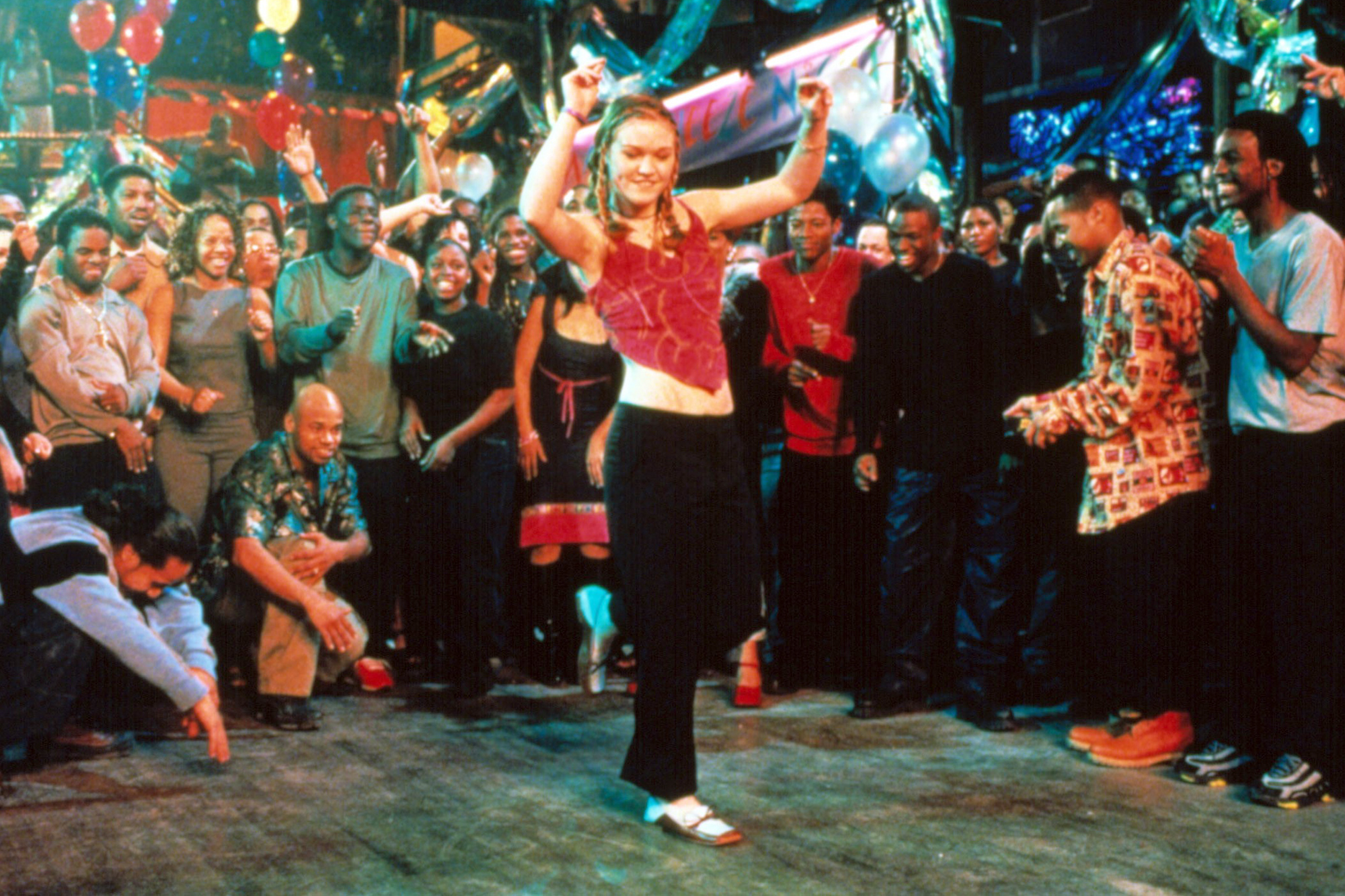 SAVE THE LAST DANCE, Julia Stiles, 2001