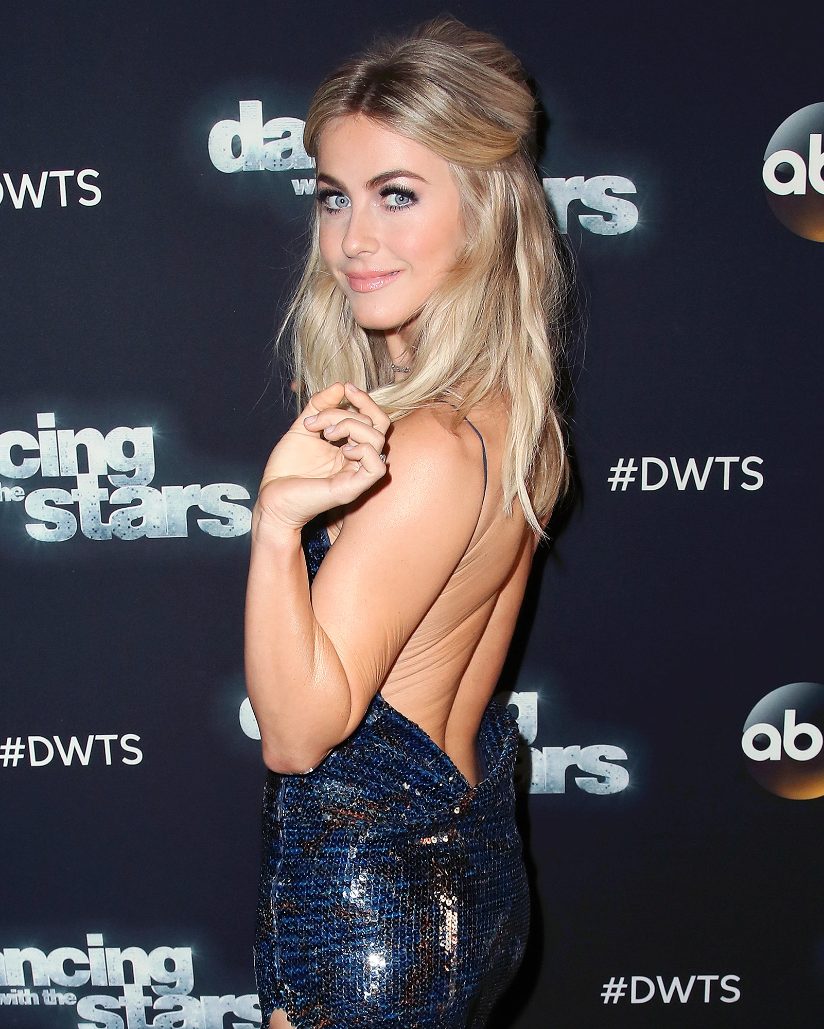 """""""Dancing With The Stars"""" Season 24 - April 10, 2017 - Arrivals"""