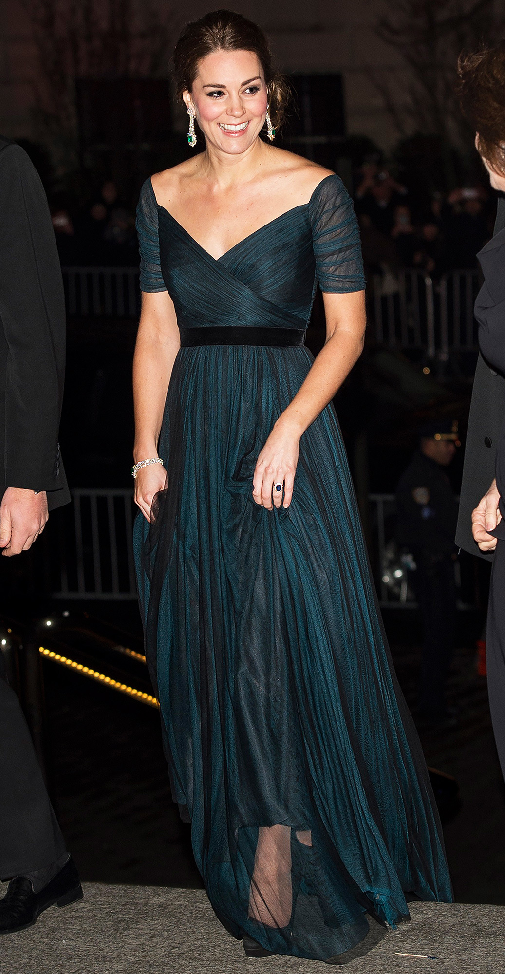 The Duke and Duchess of Cambridge attend the St. Andrews 600th Anniversary Dinner