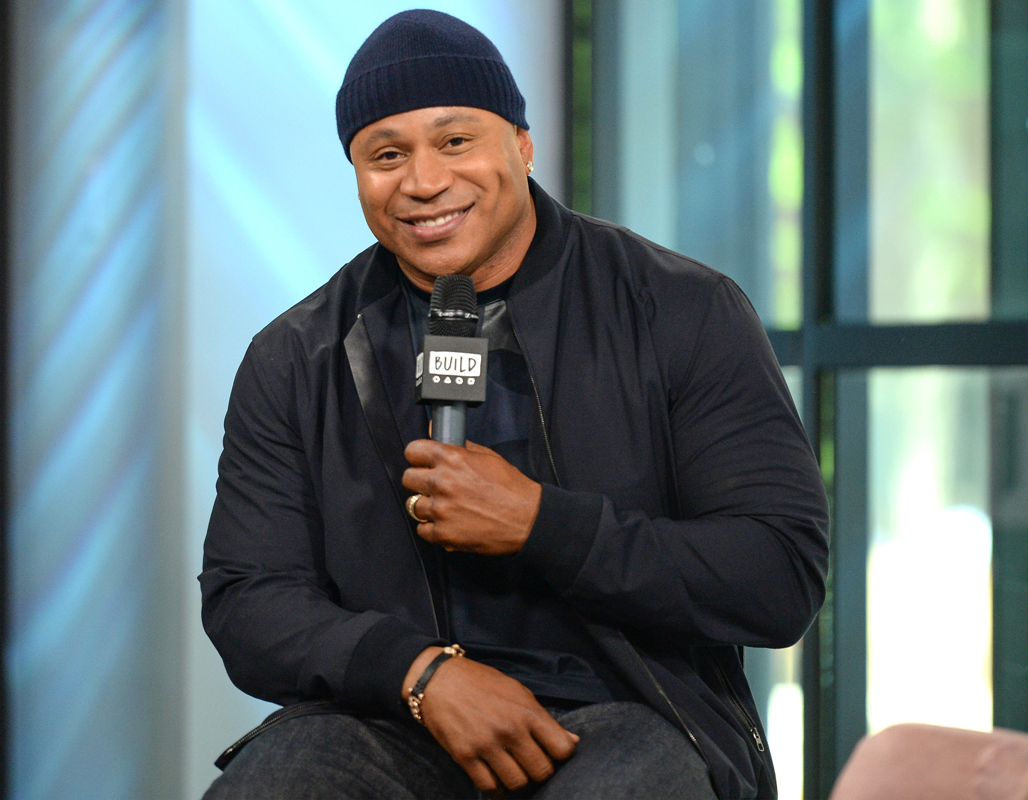 "Build Series Presents LL Cool J Discussing ""NCIS: Los Angeles"" & ""Lip Sync Battle"""