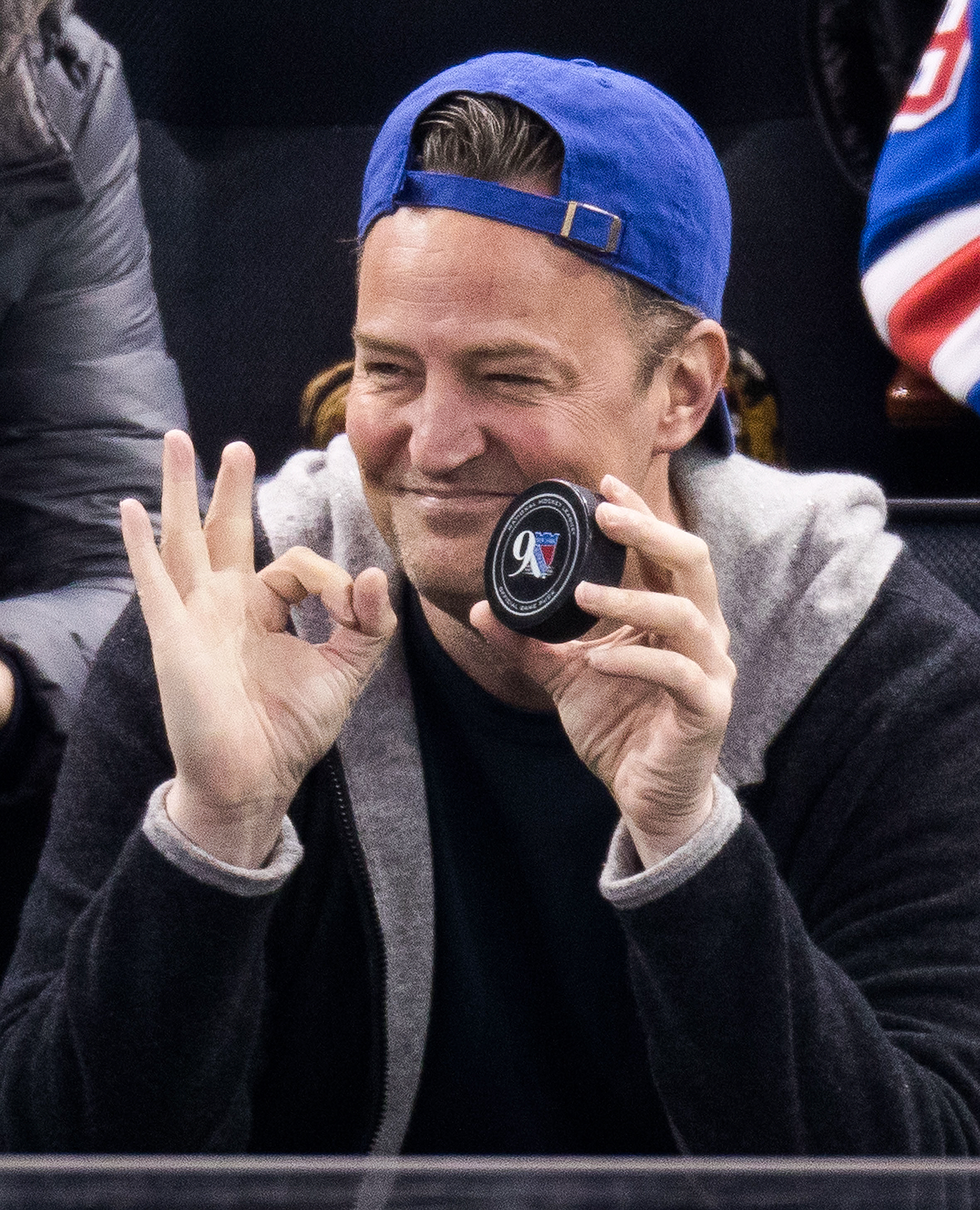 Celebrities Attend Pittsburgh Penguins Vs. New York Rangers -  March 31, 2017