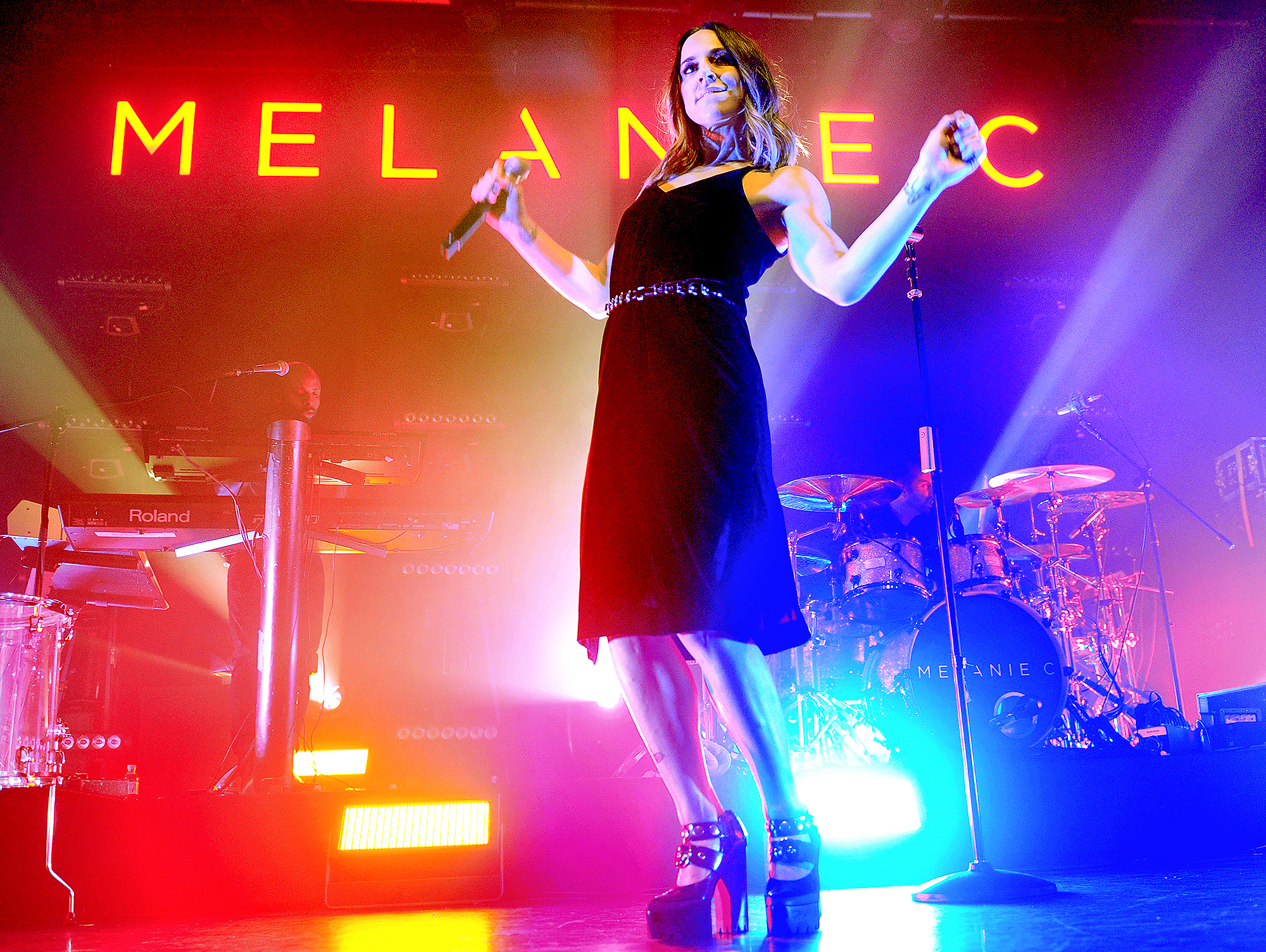 Melanie C Performs At The O2 Ritz Manchester