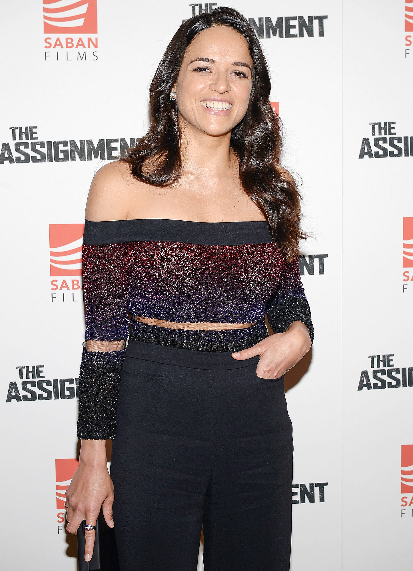 """""""The Assignment"""" New York Screening - Arrivals"""