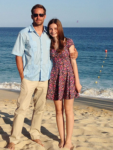 HIS DAUGHTER MEADOW