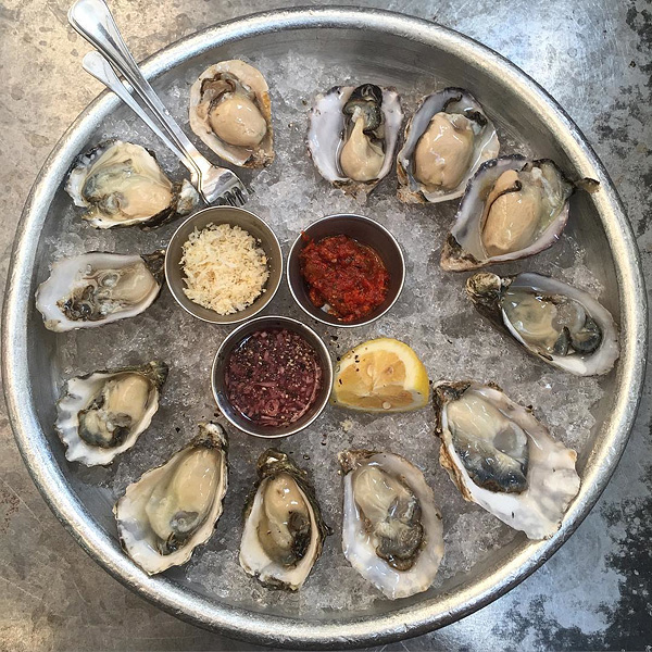 12. OYSTERS