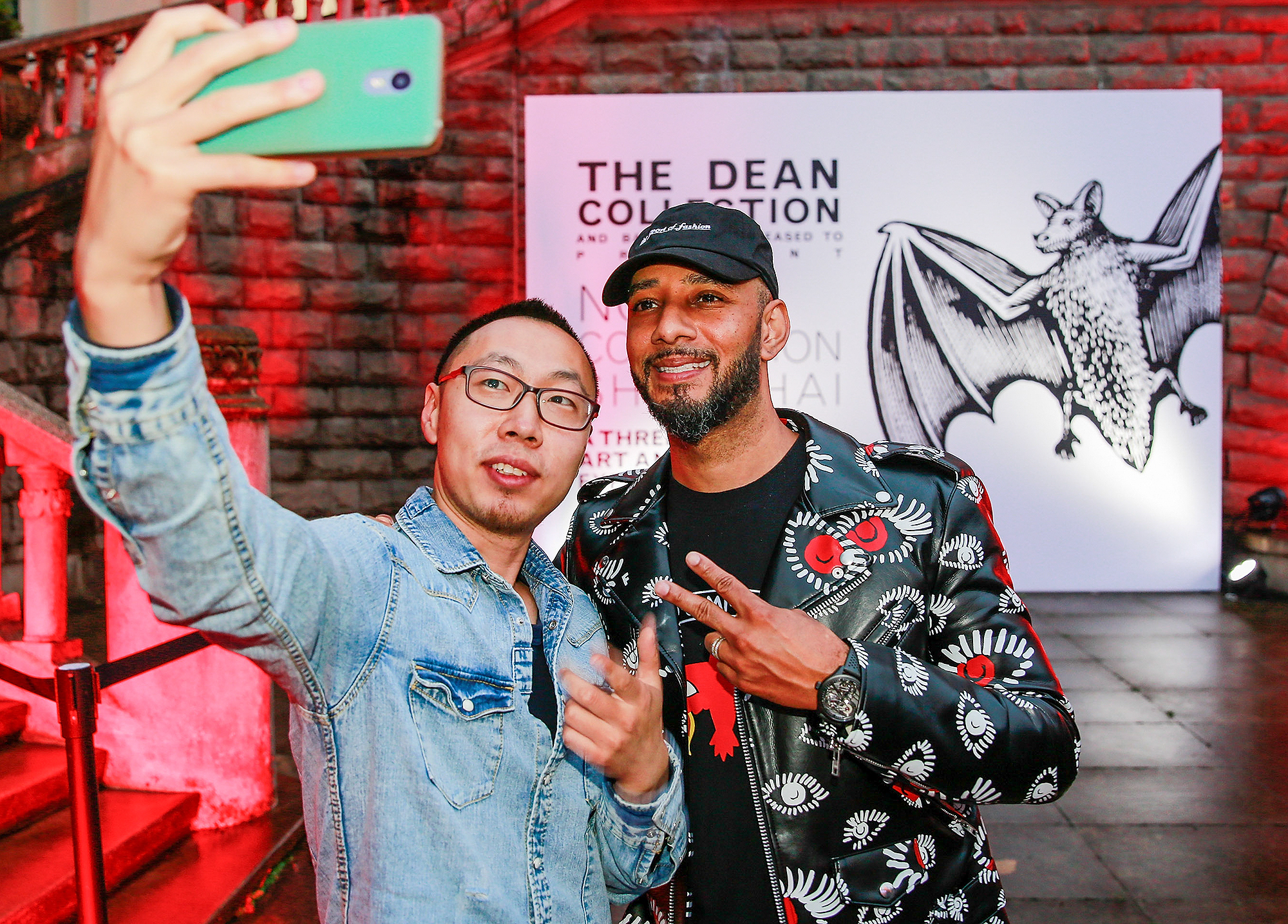 The Dean Collection X Bacardi Present No Commission: Shanghai - Day 1
