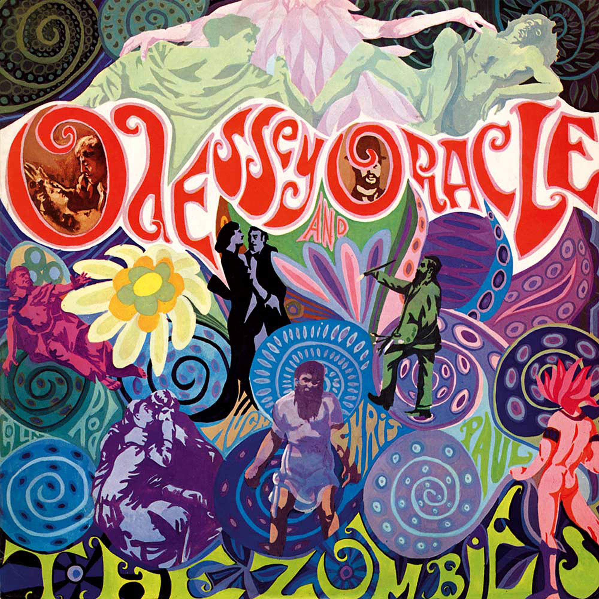 the-zombies-odessey-ora-2000