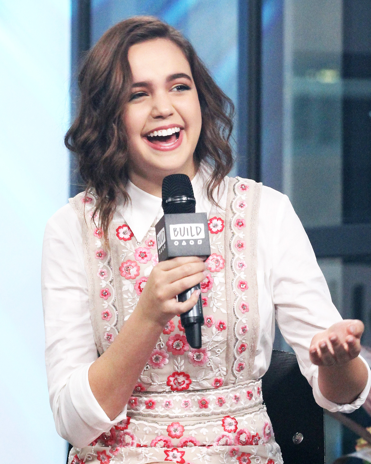 """Build Series Presents Bailee Madison Discussing """"Good Witch"""" and """"A Cowgirl's Story"""""""