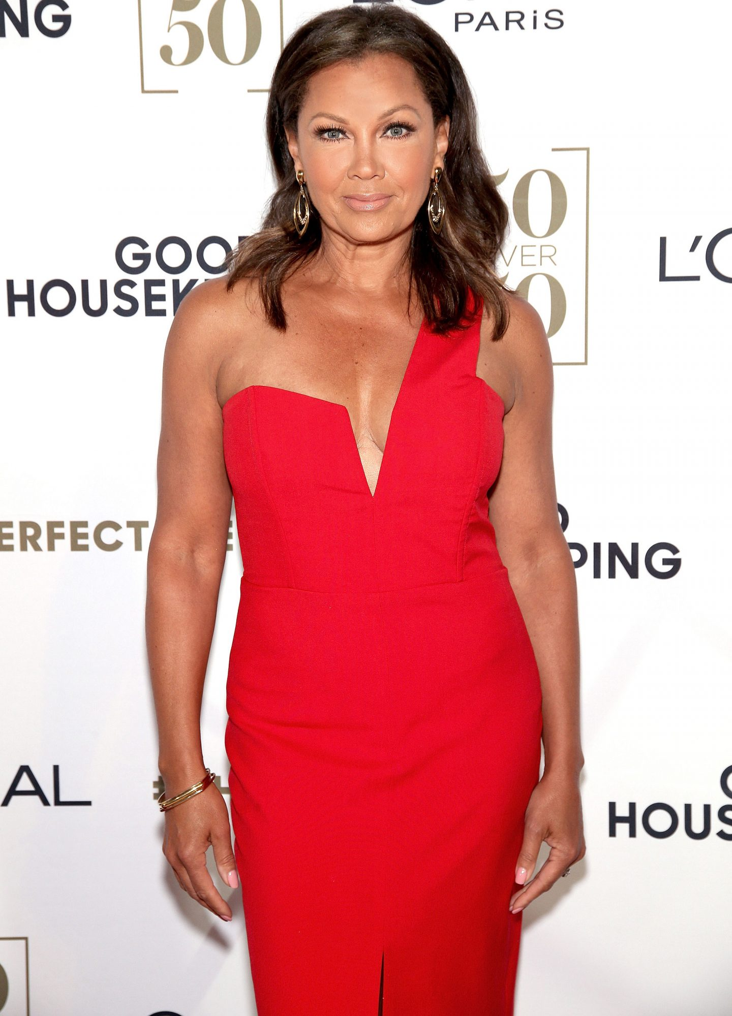 L'Oreal Paris & Good Housekeeping Celebrate 50 Over 50 Event At Hearst Tower In NYC