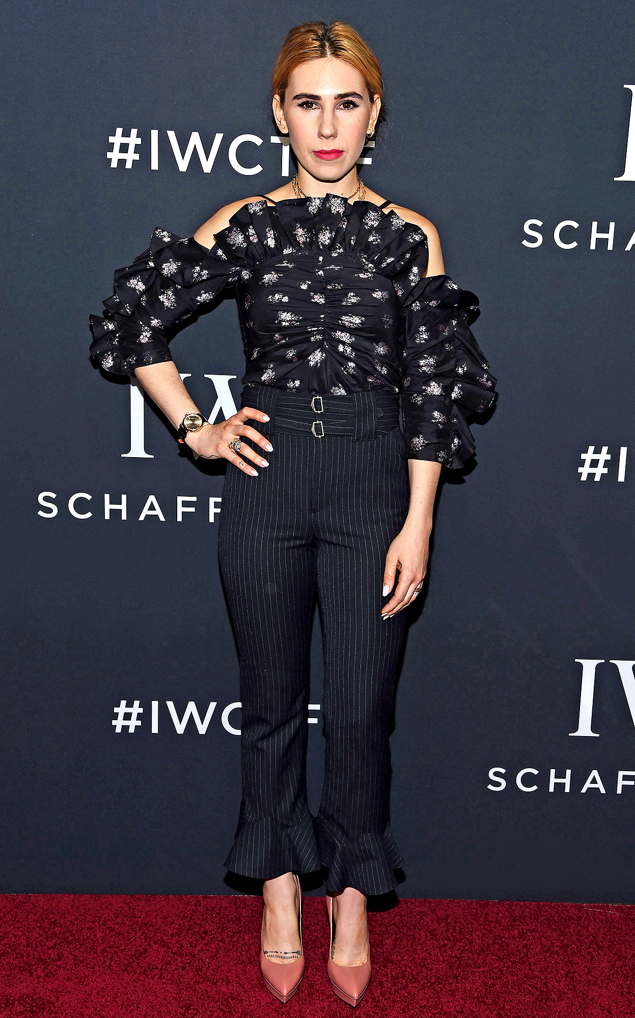 IWC Schaffhausen 5th Annual For the Love of Cinema Gala, Arrivals, Tribeca Film Festival, New York, USA - 21 Apr 2017