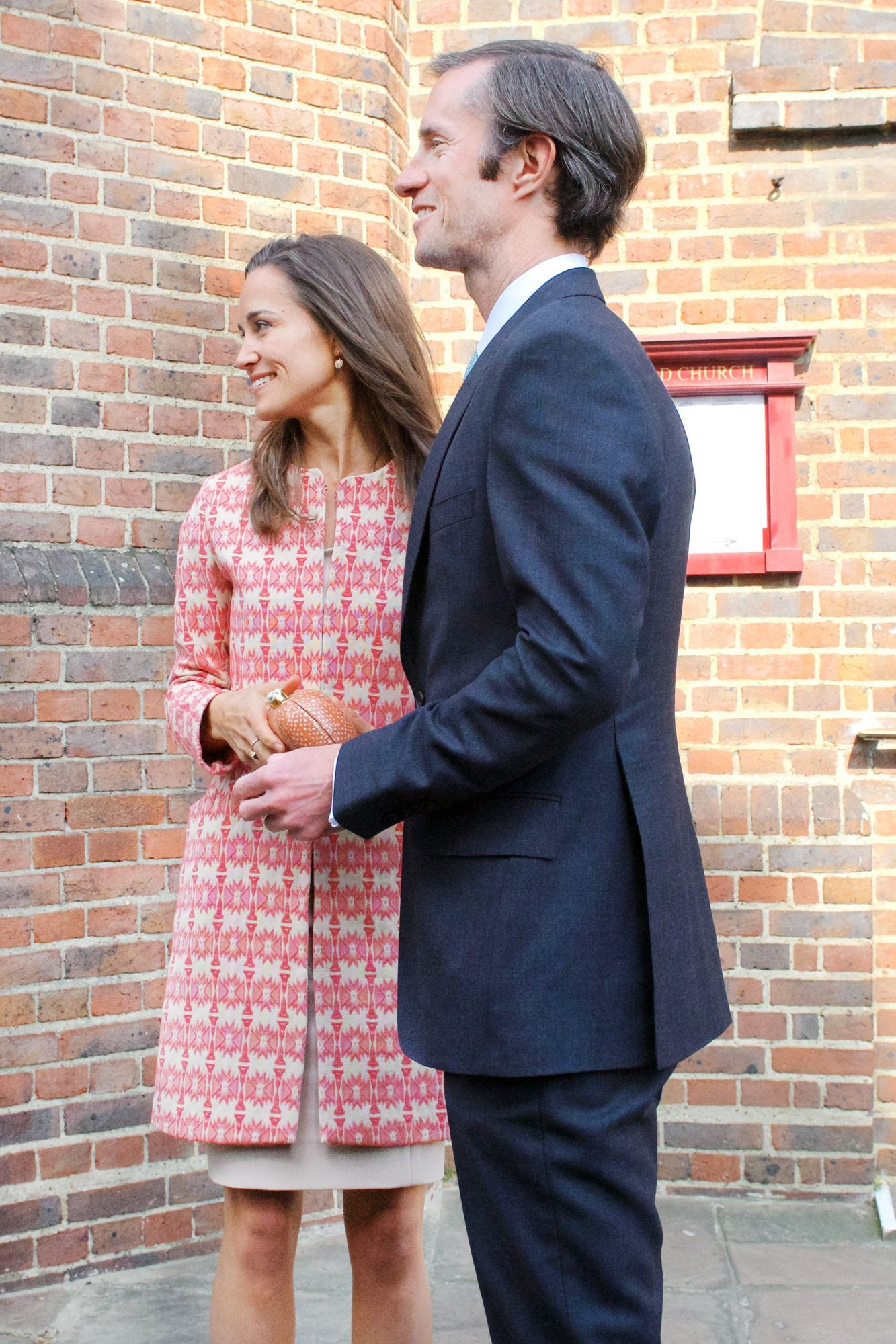 *PREMIUM-EXCLUSIVE* Pippa Middleton and James Matthews prepare for their Big Day