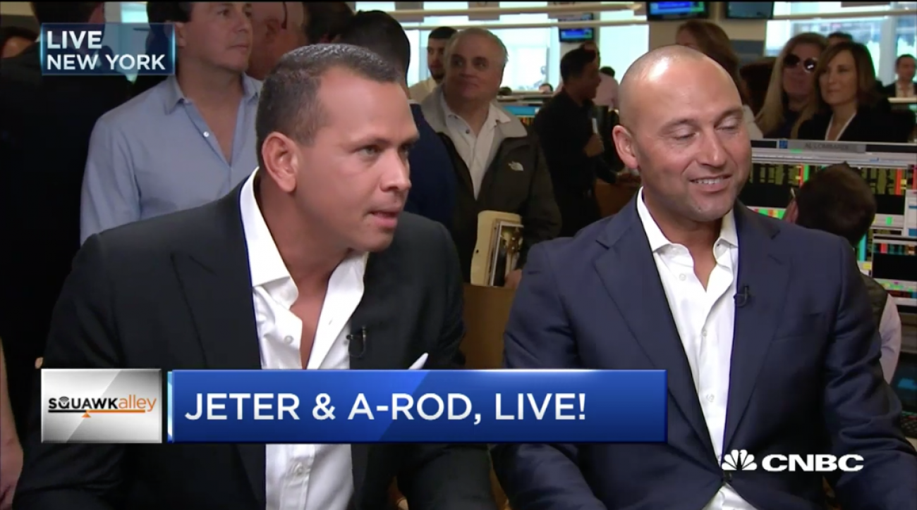 alex-rodriguez-derek-jeter-cnbc-interview-video