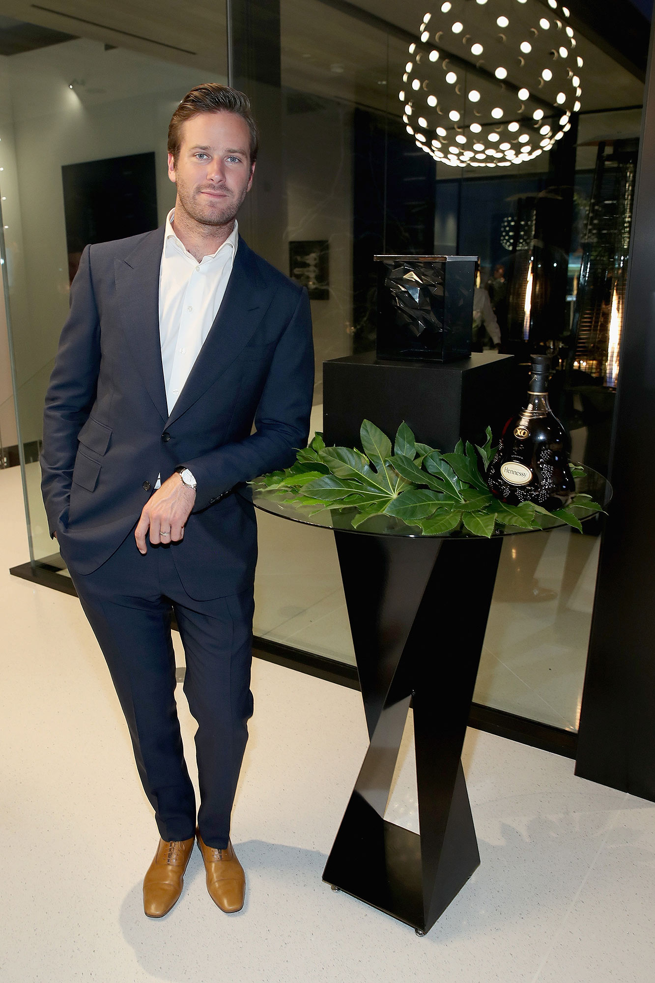 Hennessy X.O Partners With Paul McClean For Intimate Dinner Hosted By Armie Hammer