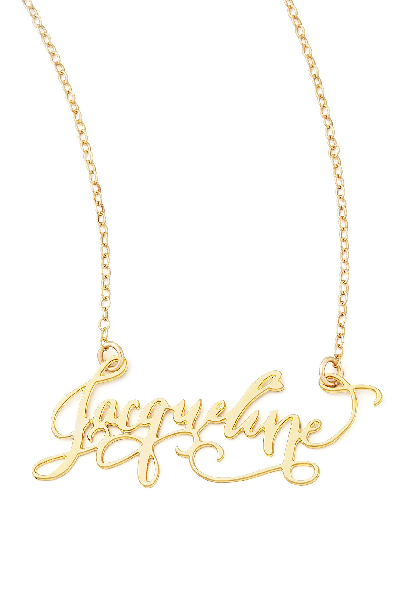 Mothers Day Personal Jewelry GalleryBrevity necklaceCourtesy Neiman Marcus