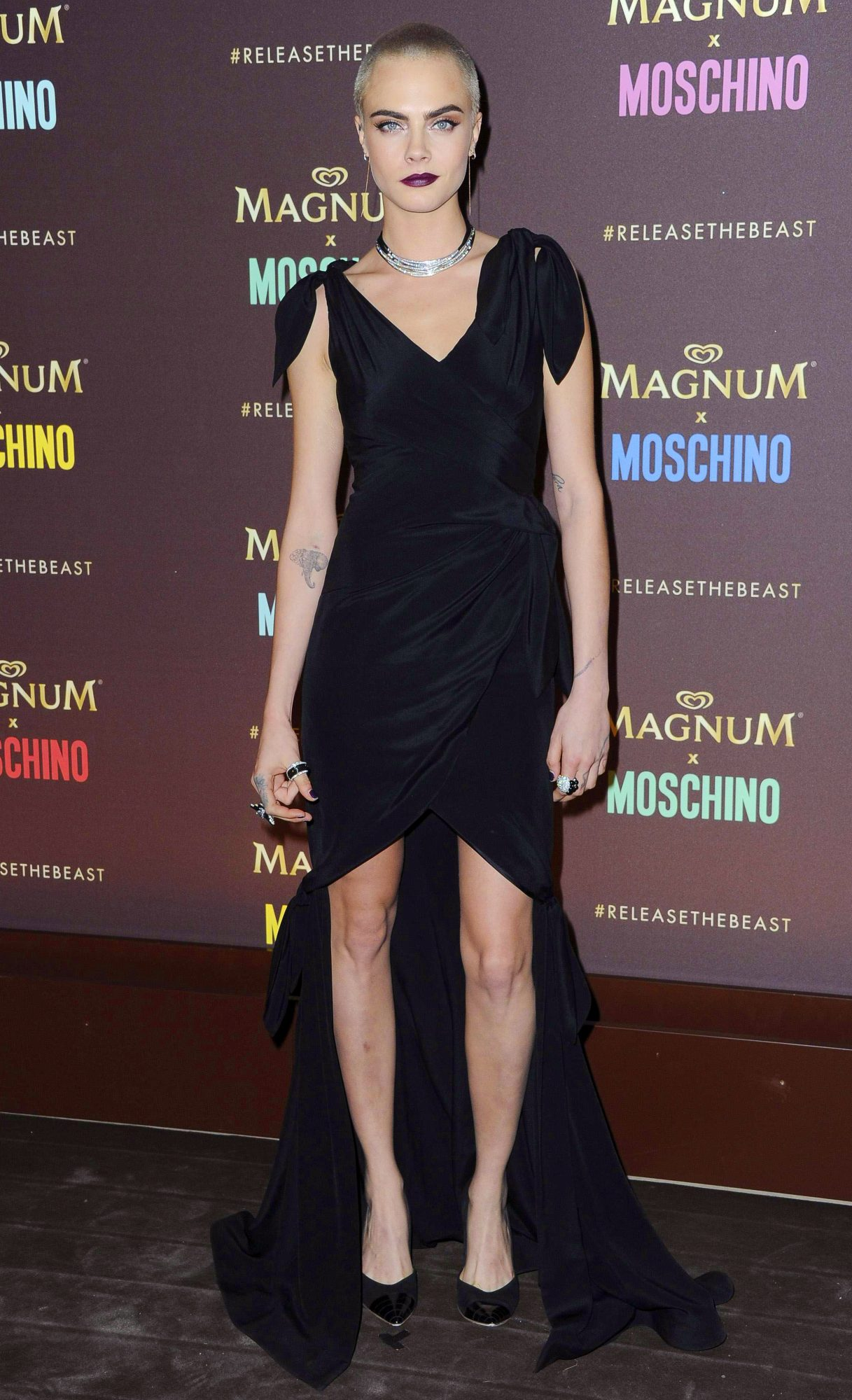 Magnum x Moschino party, 70th Cannes Film Festival, France - 18 May 2017