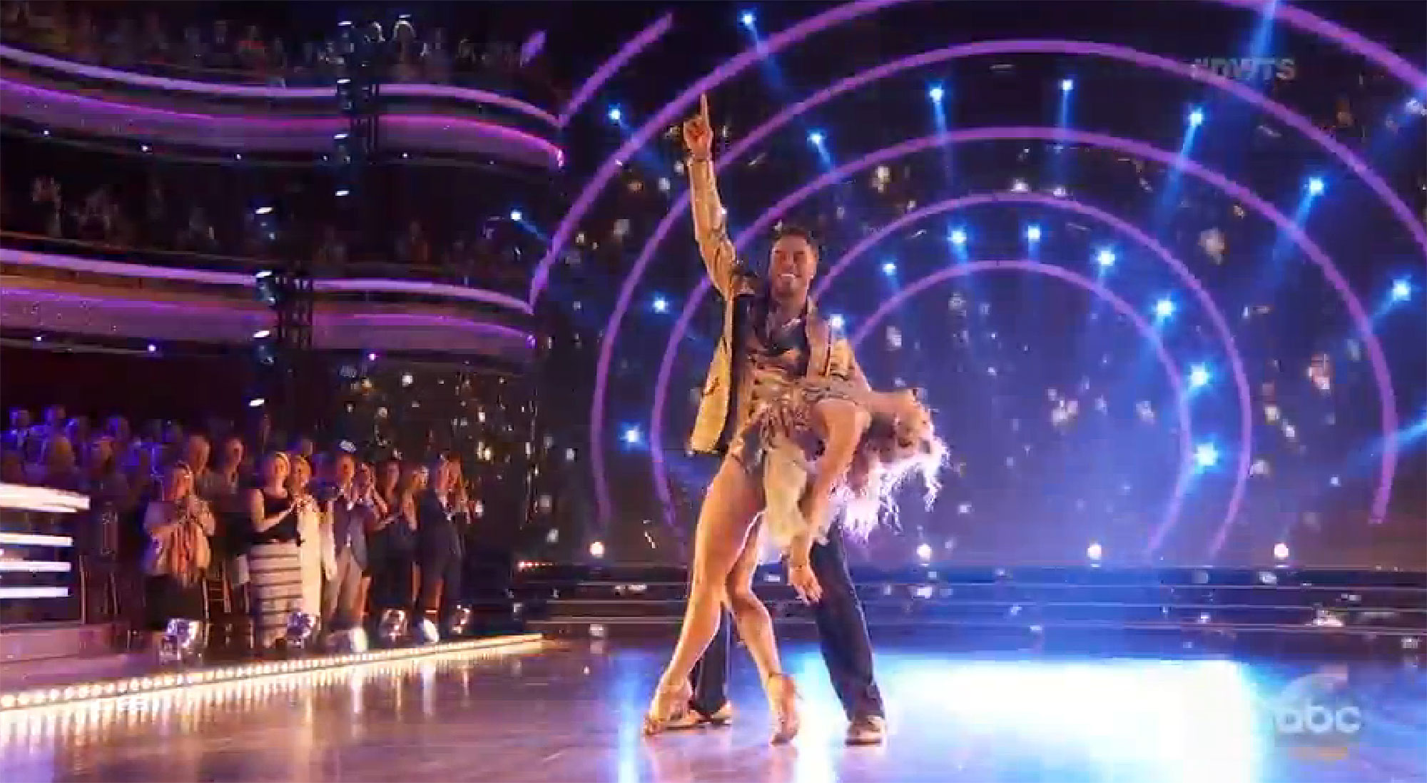 Dancing With The Stars finaleCredit: ABC