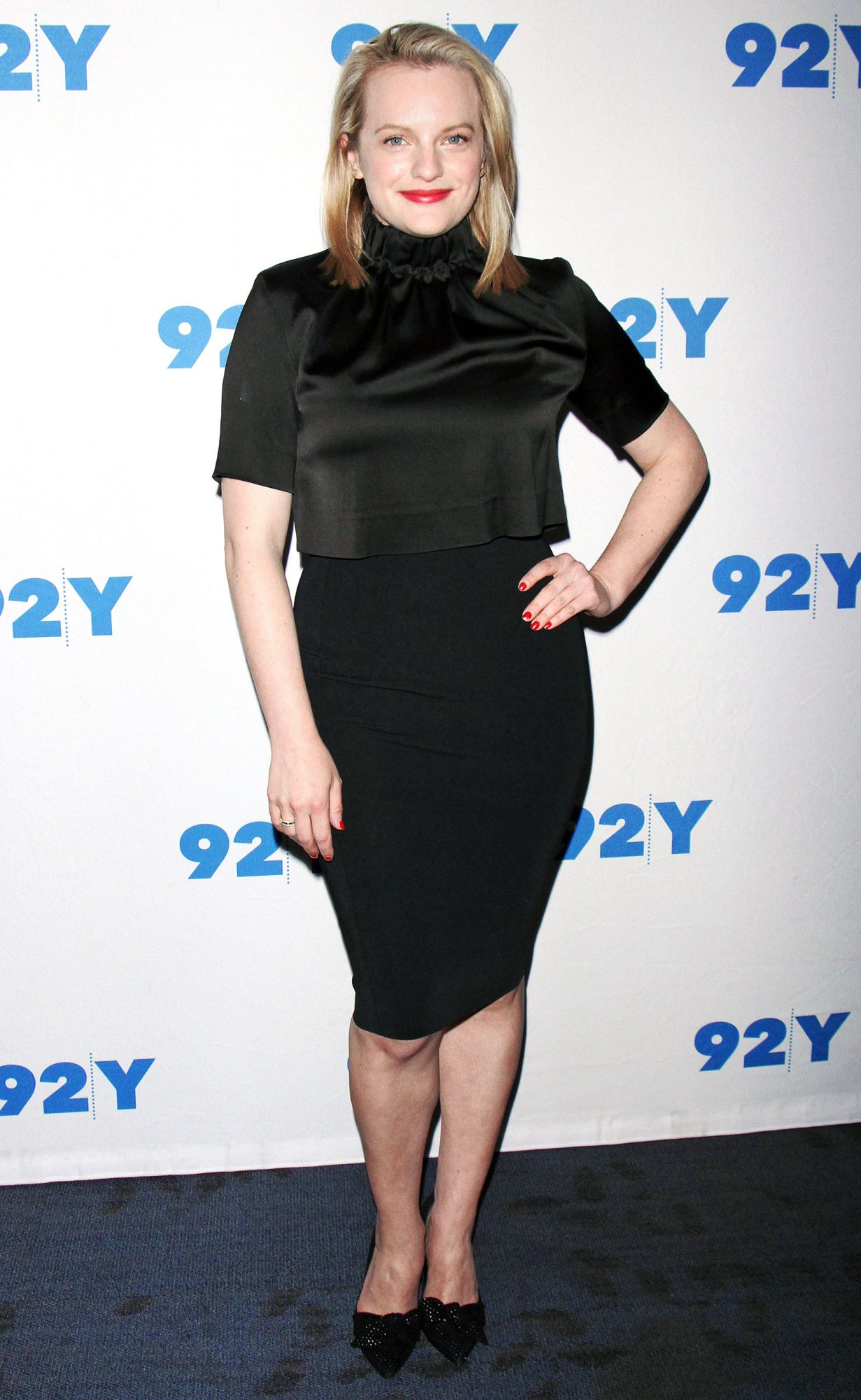 The Cast of The Handmaid's Tales Visit 92Y