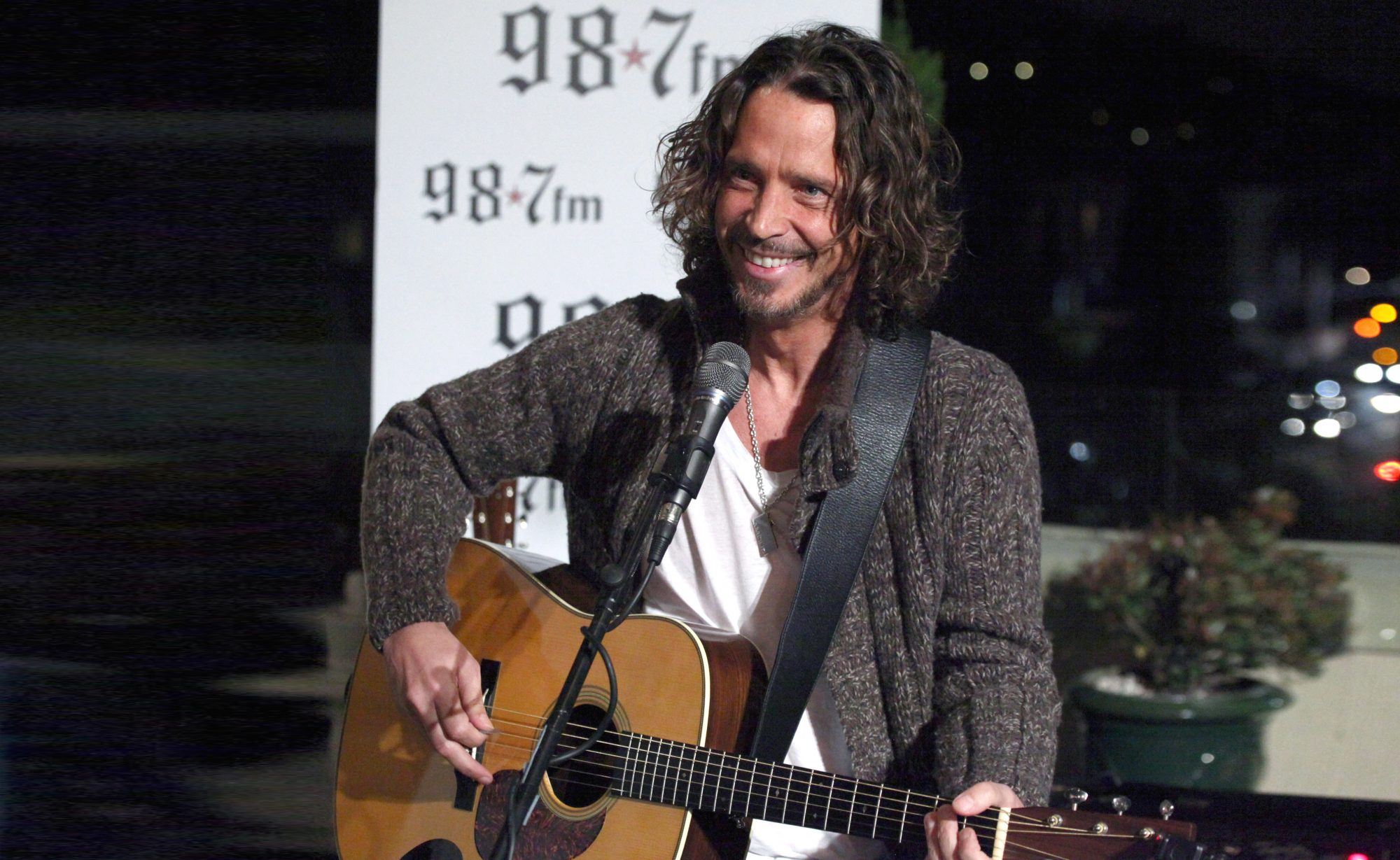98.7FM Penthouse Party Presents Soundgarden In Concert