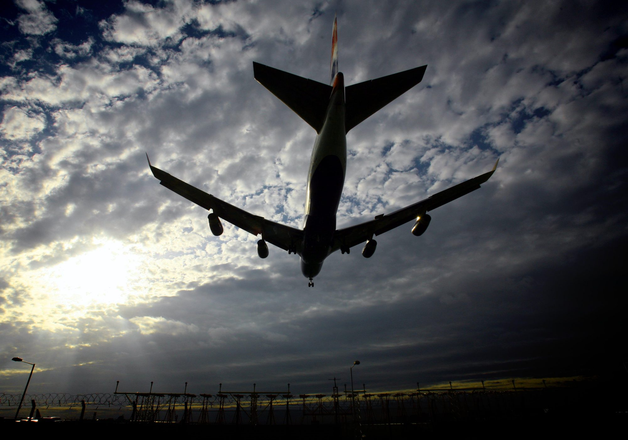 Environmentalists Focus On Impact Of Air Travel