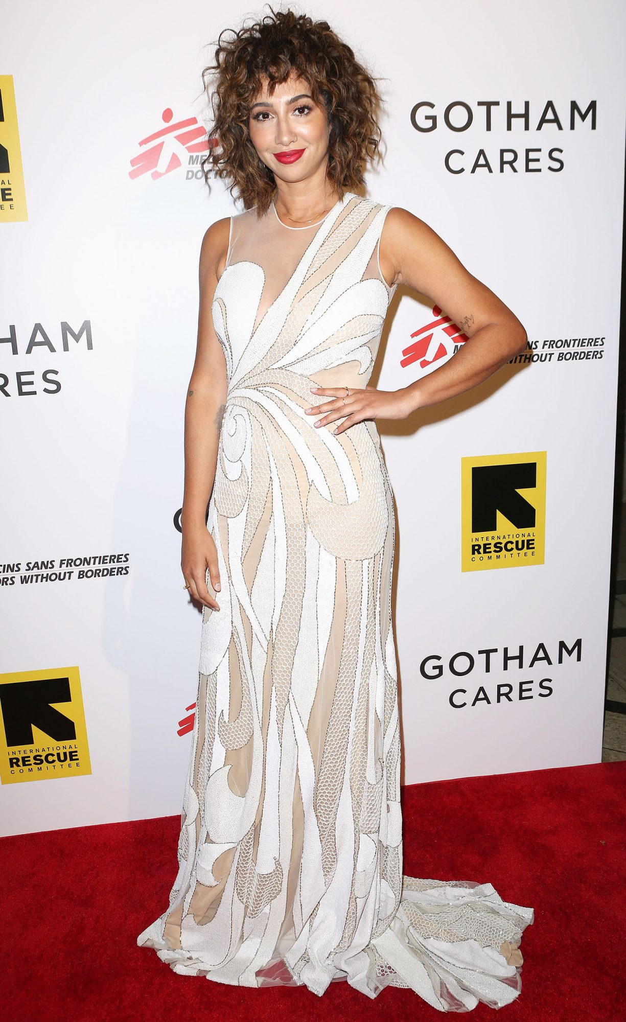 Gotham Cares hosts Inaugural Gala Fundraiser for the Syrian Humanitarian Crisis to benefit the International Rescue Committee and Medecins Sans Frontieres