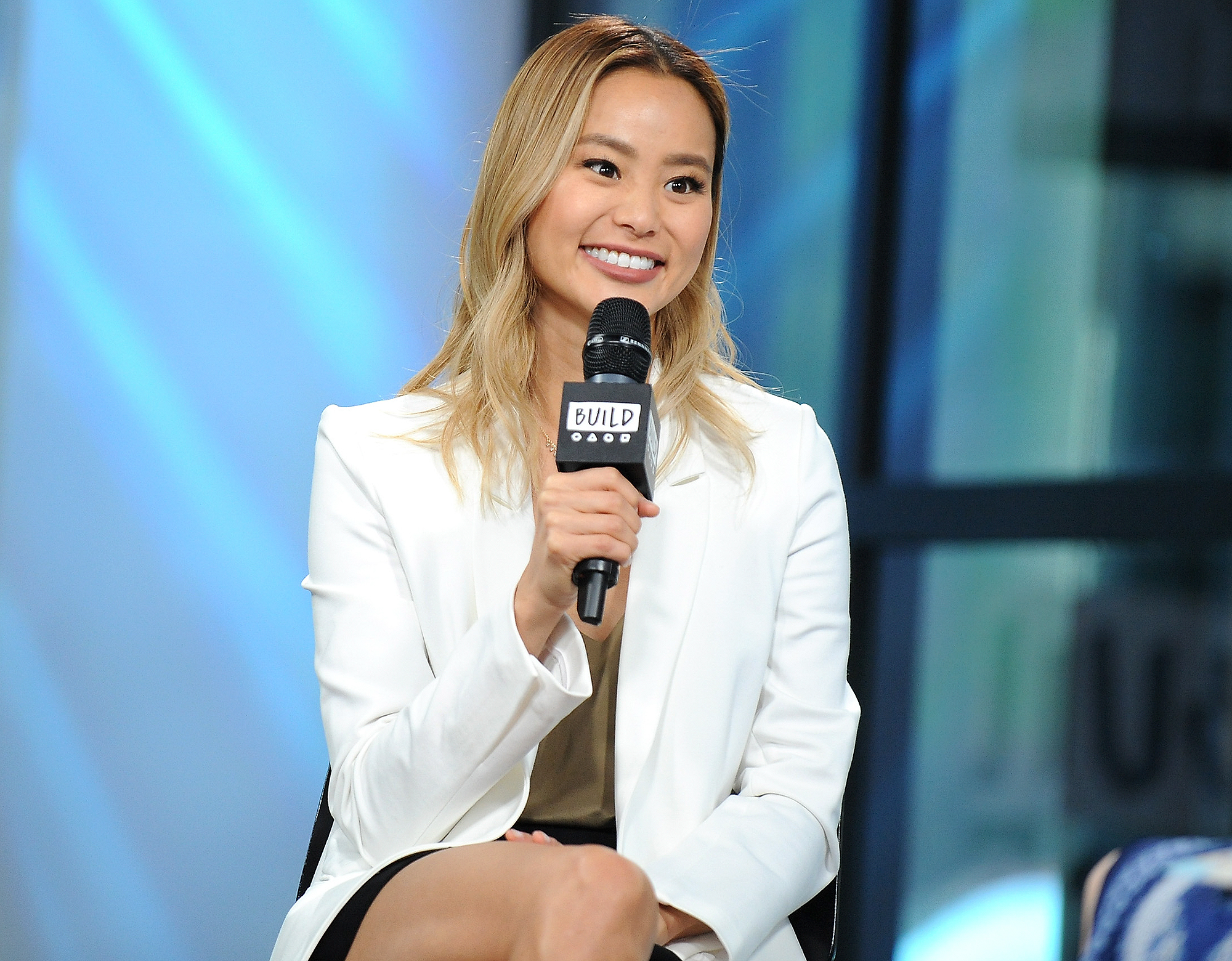Build Presents Jamie Chung Discussing Her Future Projects