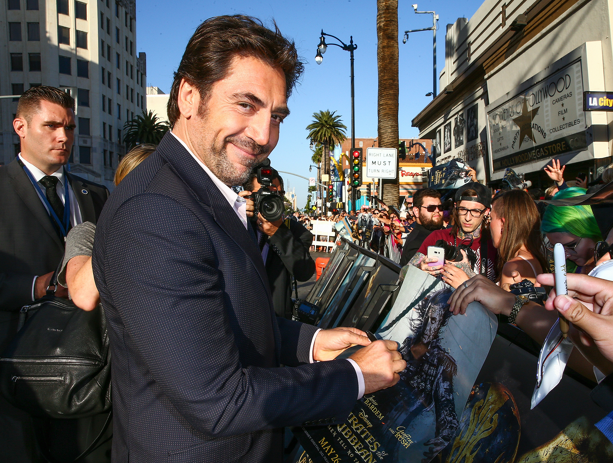 """Premiere Of Disney's """"Pirates Of The Caribbean: Dead Men Tell No Tales"""" - Red Carpet"""