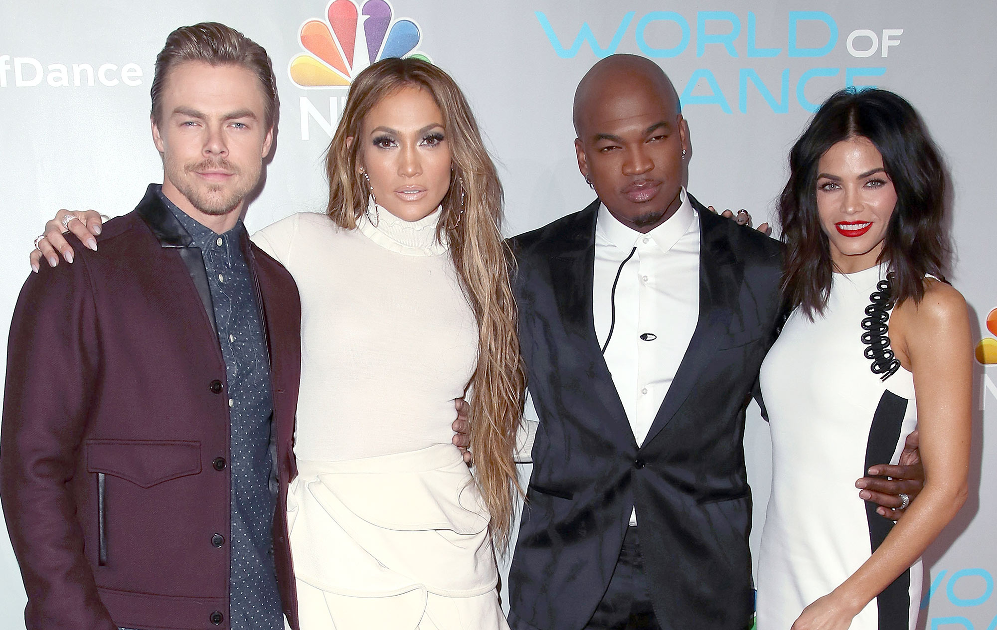 """Photo Op For NBC's """"World Of Dance"""" - Arrivals"""