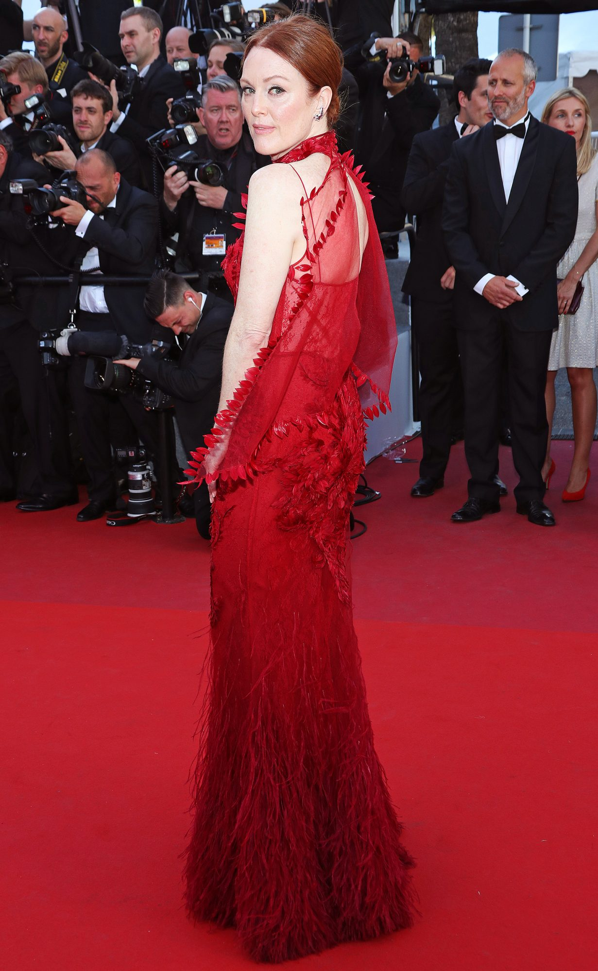 'Ismael's Ghosts' premiere and opening ceremony, 70th Cannes Film Festival, France - 17 May 2017