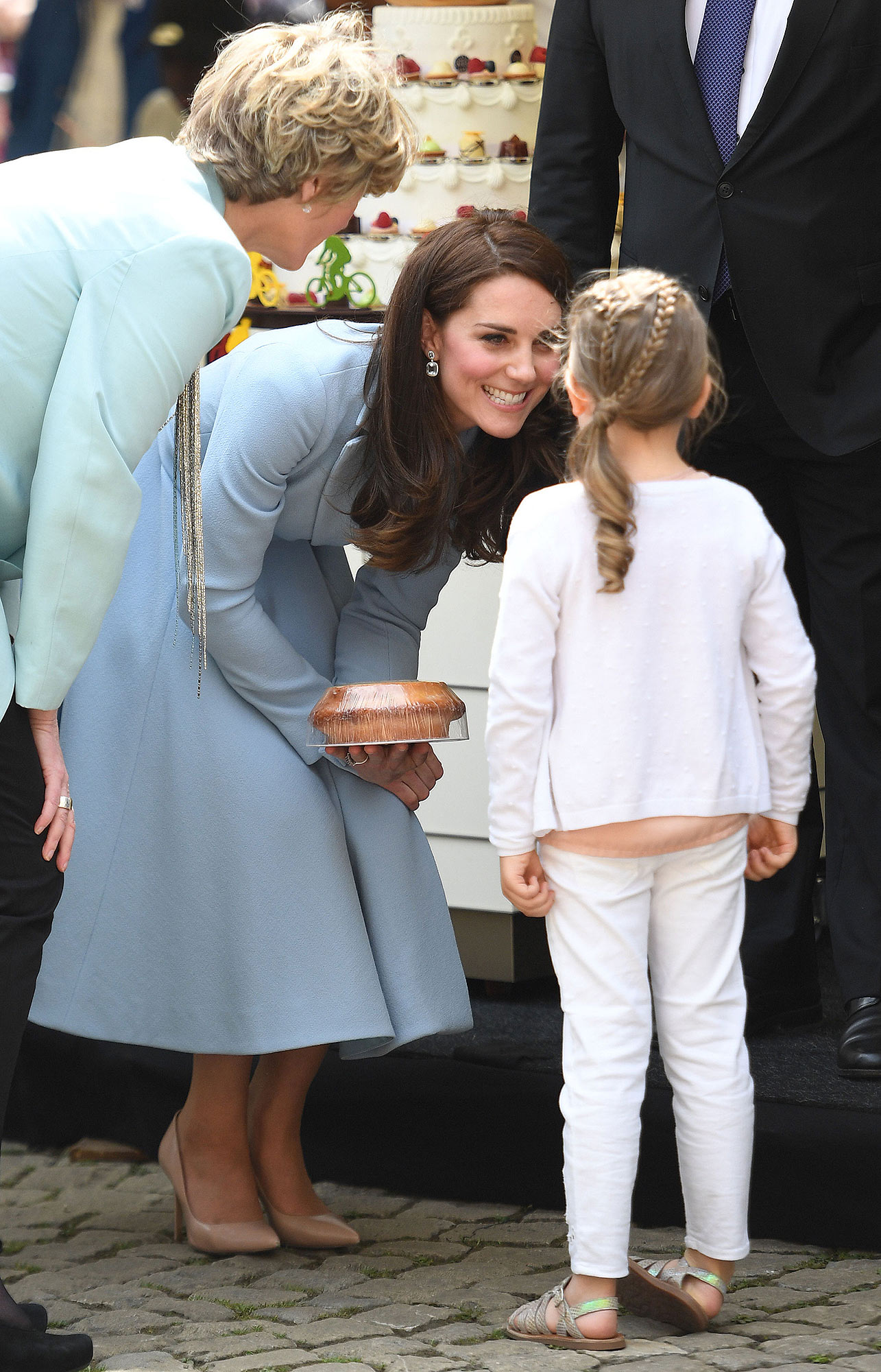 Royal visit to Luxembourg