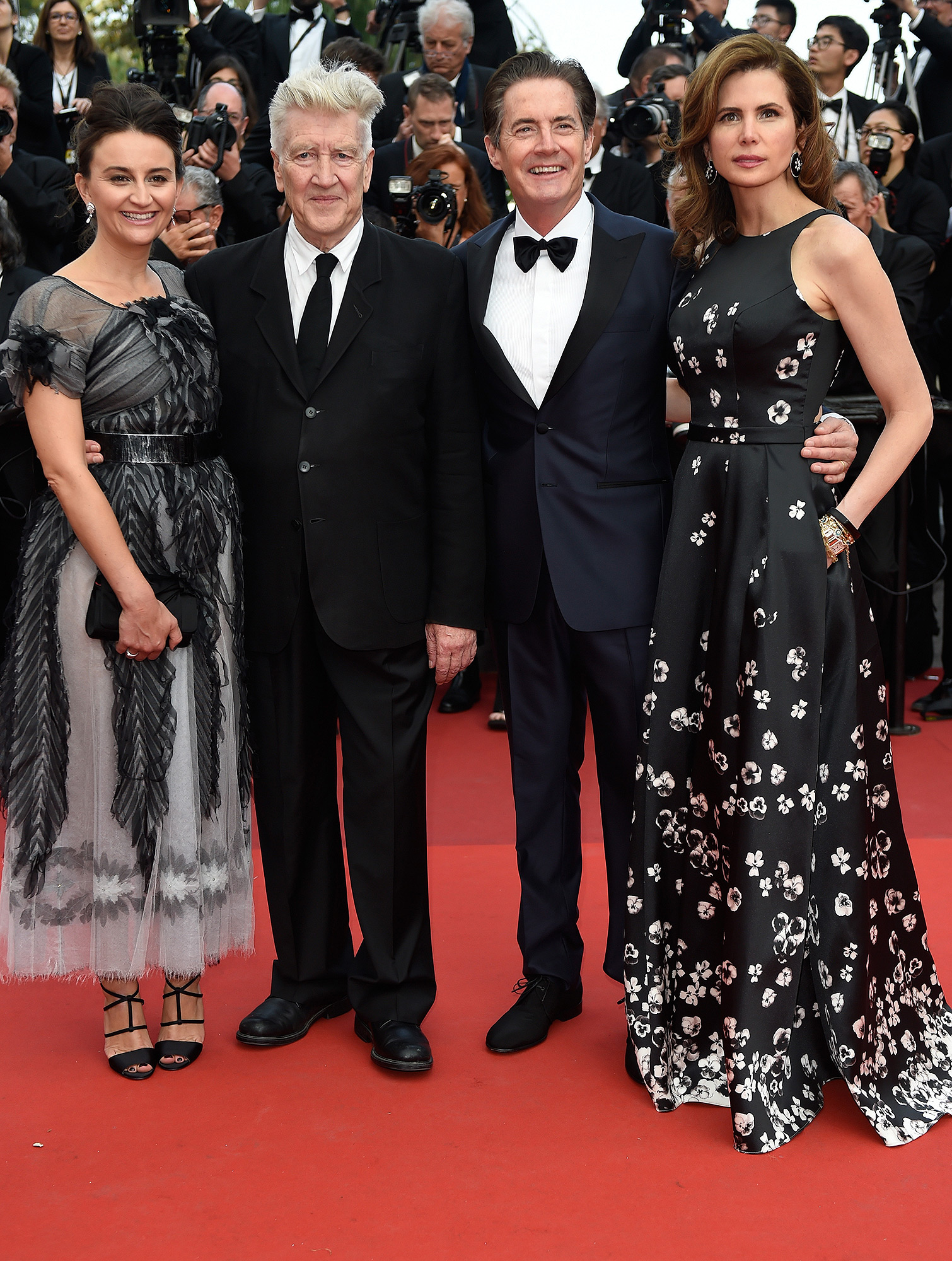 """""""Twin Peaks"""" Red Carpet Arrivals - The 70th Annual Cannes Film Festival"""