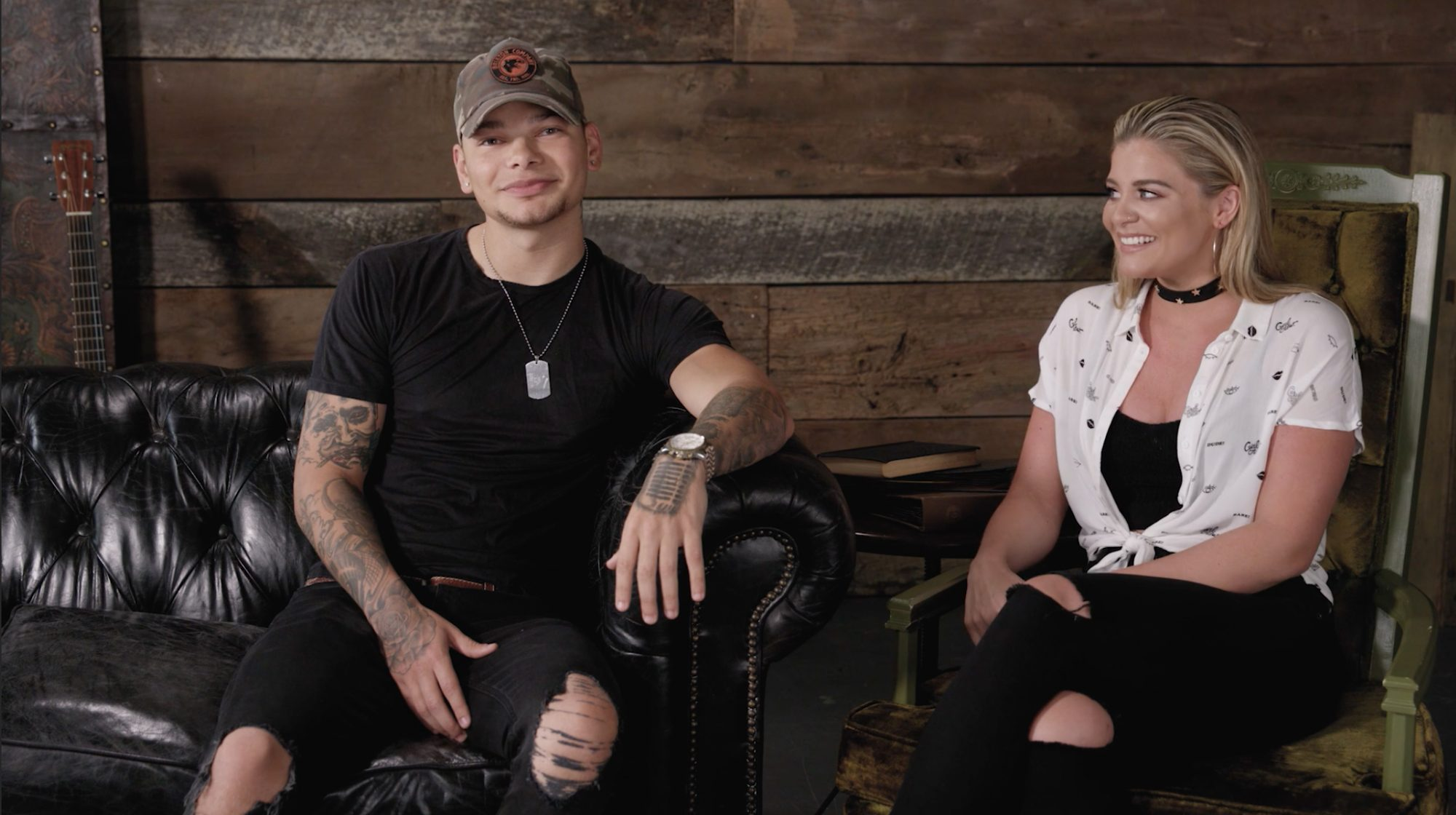Lauren Alaina and Kane Brown