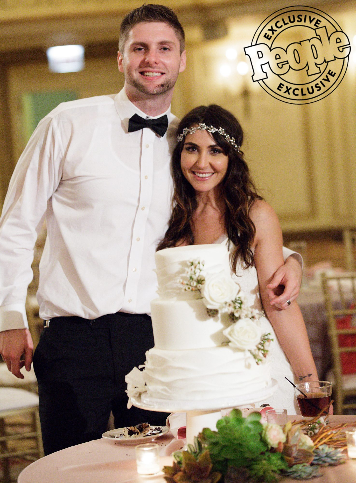 Married at first sight Danielle and CodyCredit: A&E Networks