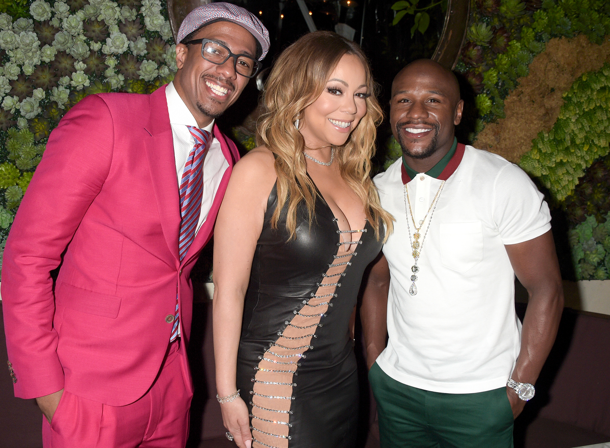 MC Records Launch Party at CATCH LA - A Joint Venture With Epic Records